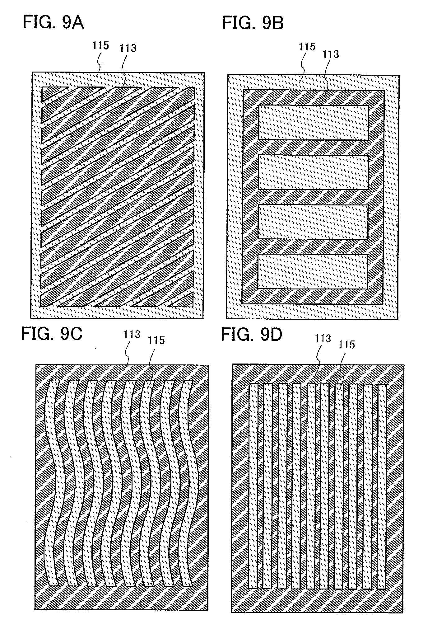 Patent Us20080136990 Liquid Crystal Display Device And Electronic Transmissive Film 8211 Working Drawing