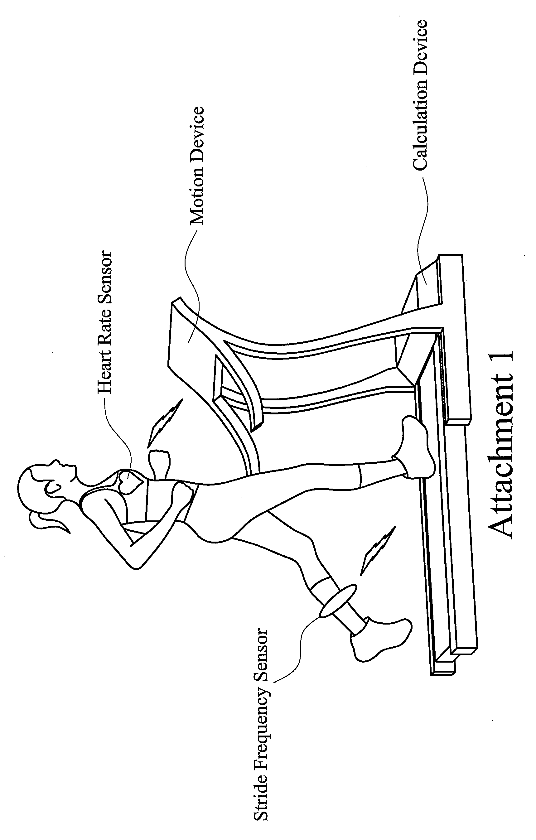 Patent Us20080161653 Cardio Respiratory Fitness Evaluation Method How To Set Up The Heart Rate Sensor Circuit Drawing