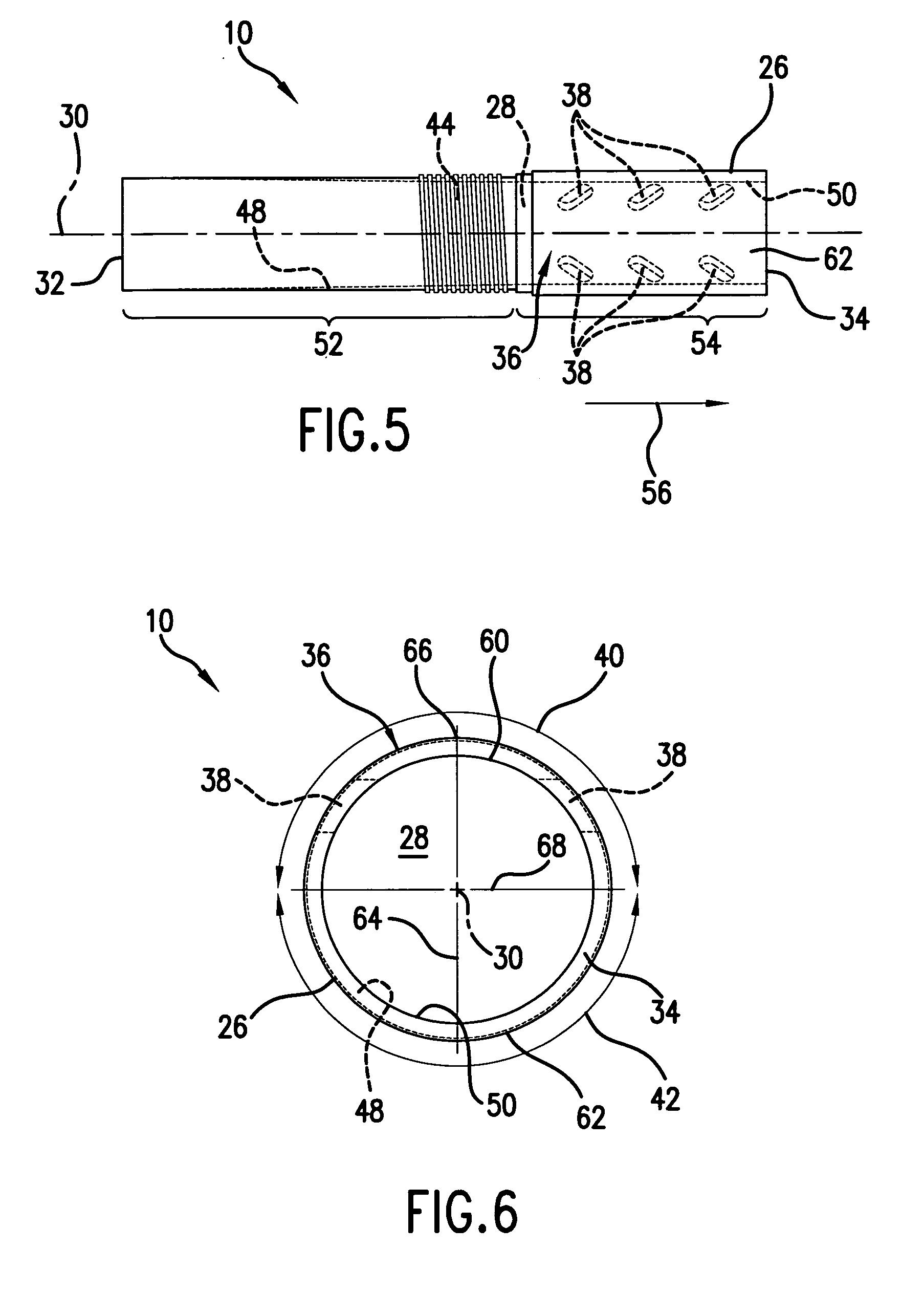 Patent US20080173166 - Shotgun choke - Google Patents