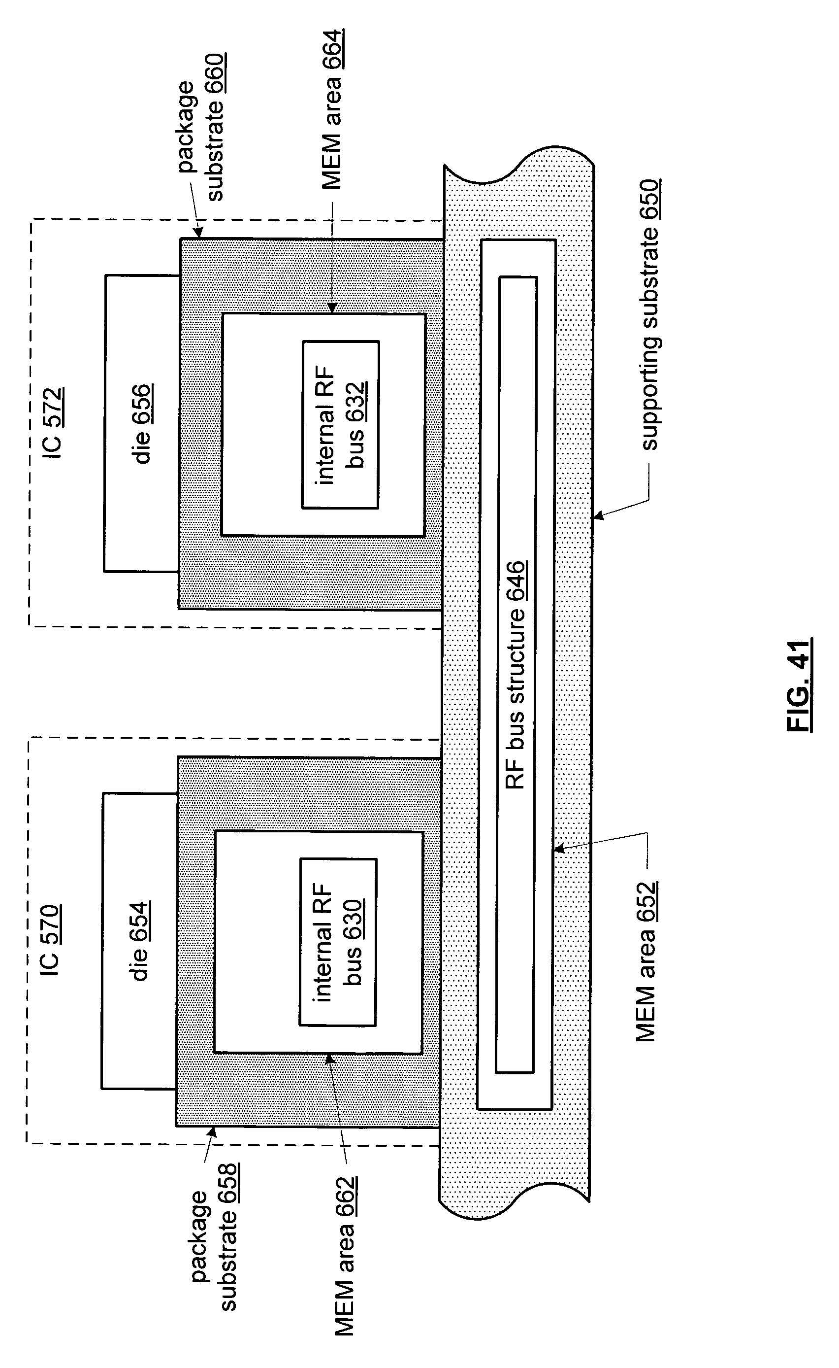Patent Us20080181252 Rf Bus Controller Google Patents Ic 484 Am Radio Receiver Drawing