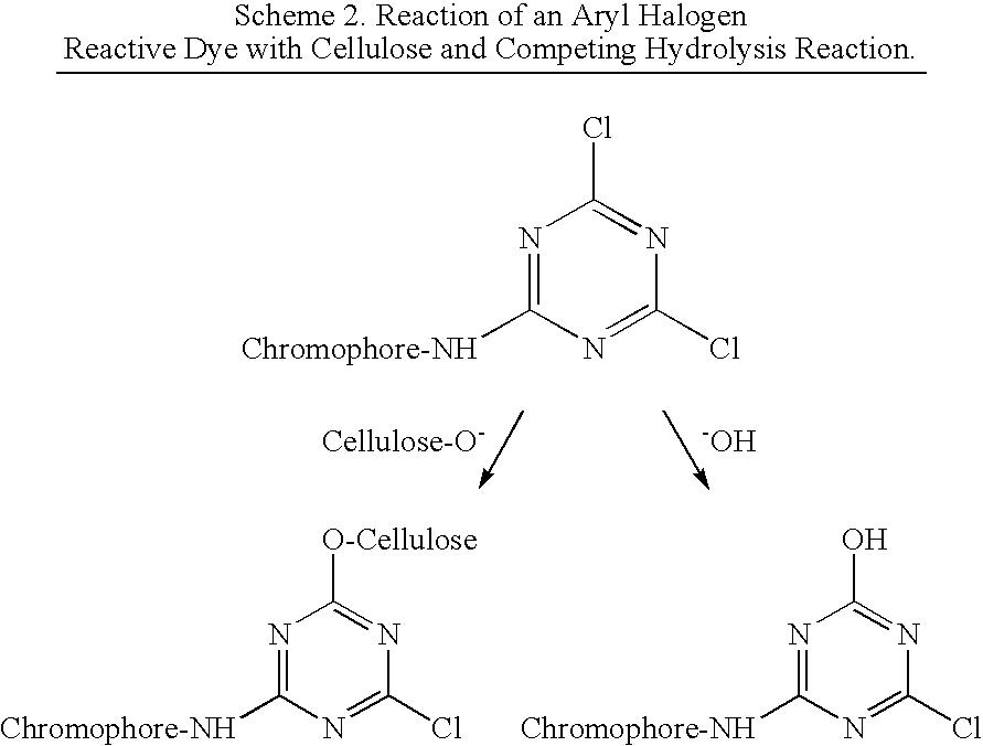 Patent Us20080216256 Heterobifunctional Reactive Dyes