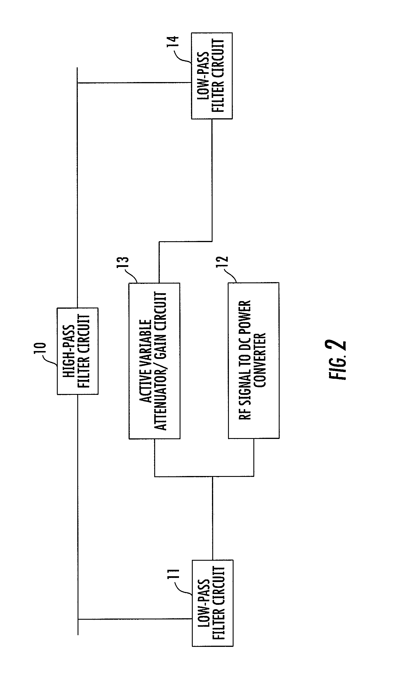 patent us20080224798 - active step attenuator