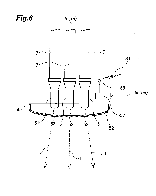 Patent Us20080225550 Light Supply Unit Illumination