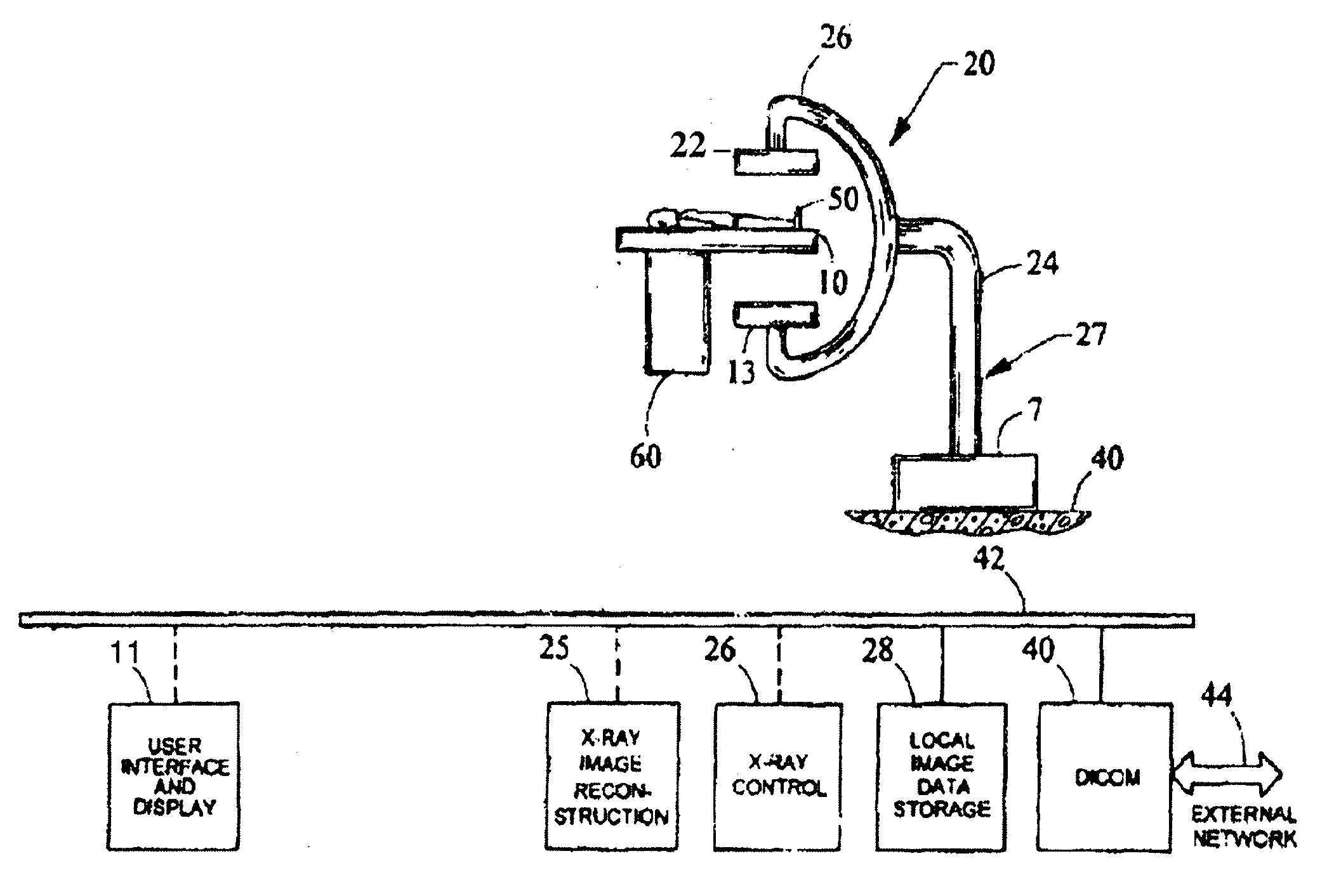 c arm block diagram c code block diagram