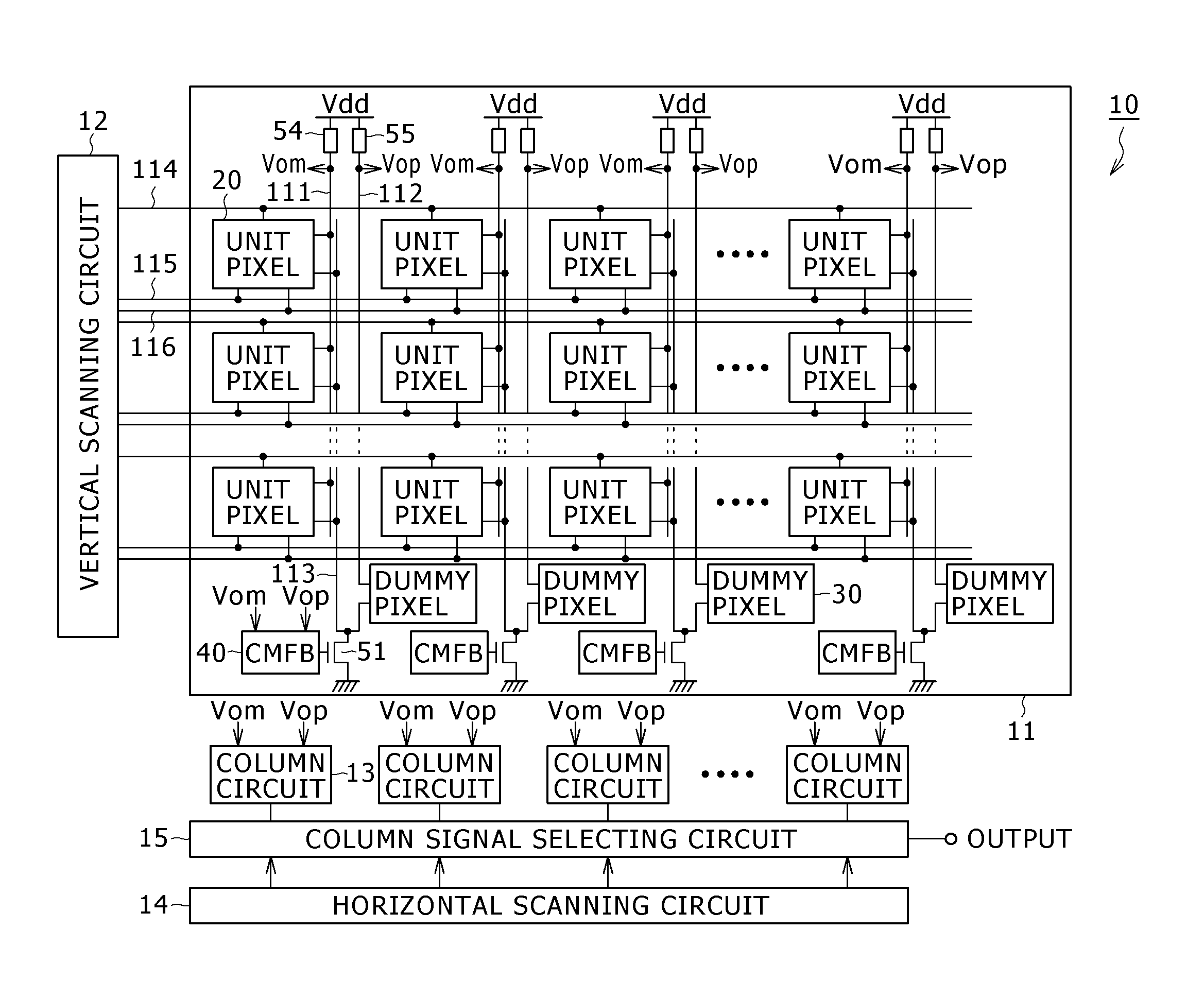 Patent US20080258047 - Solid-state image pickup device, a method ...