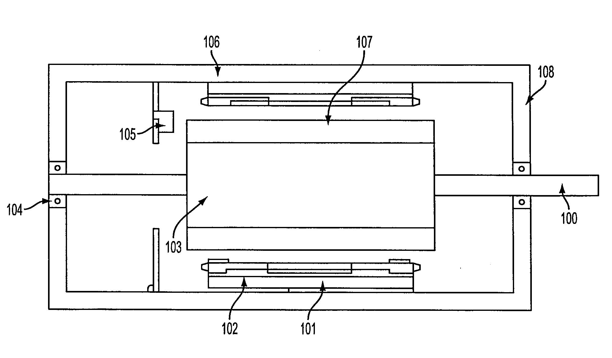 Patent us20080272765 brushless dc motor using linear for Linear motor hall sensor