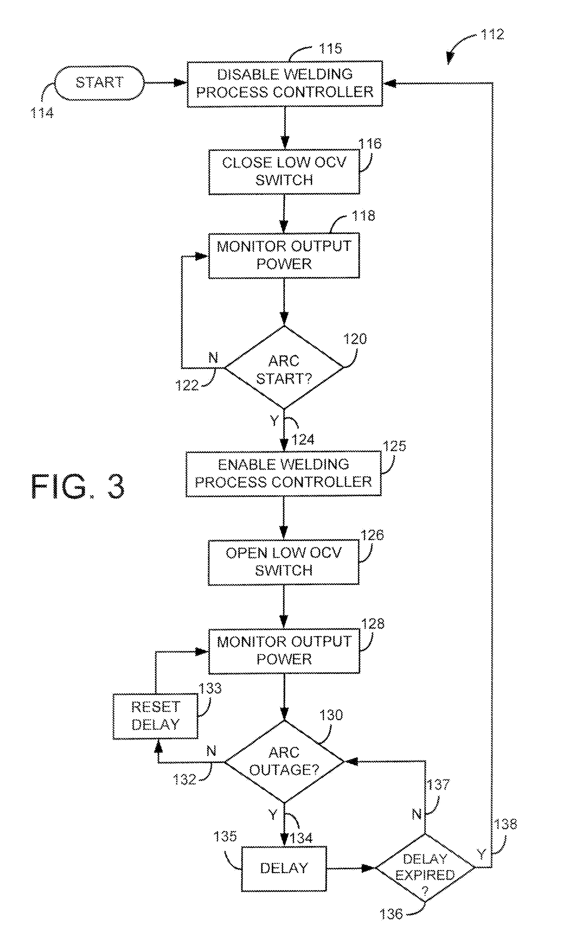 Patent Us20080296276 Welding Type Power Source With Integrated Diagram Of Process Drawing