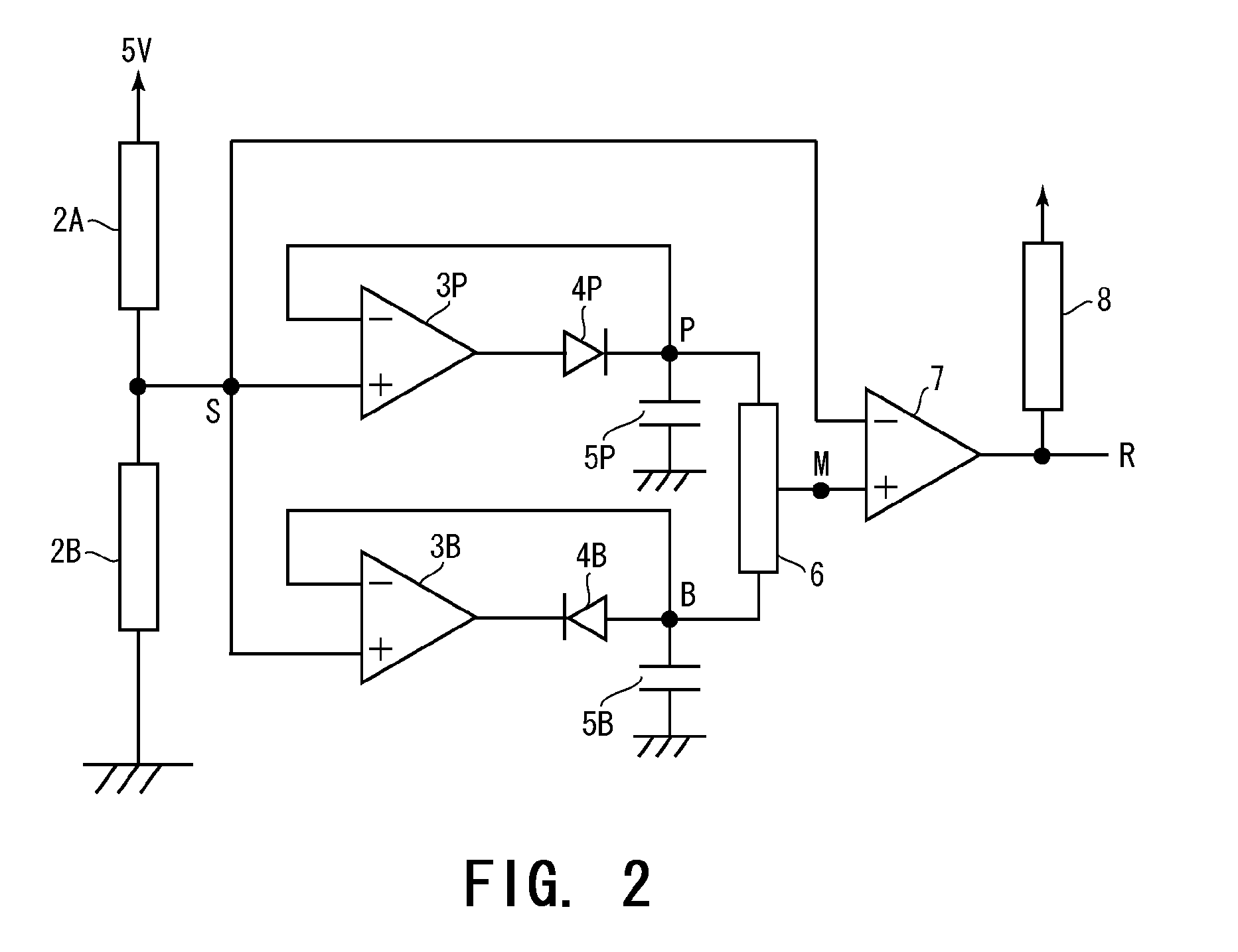 patent us20080304201 - voltage signal converter circuit and motor