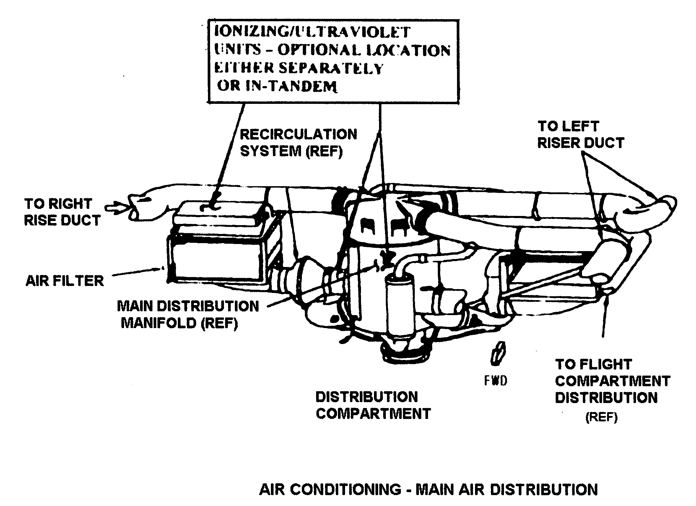 Patent Us20090017742 Ionized Re Circulating Air Aircraft
