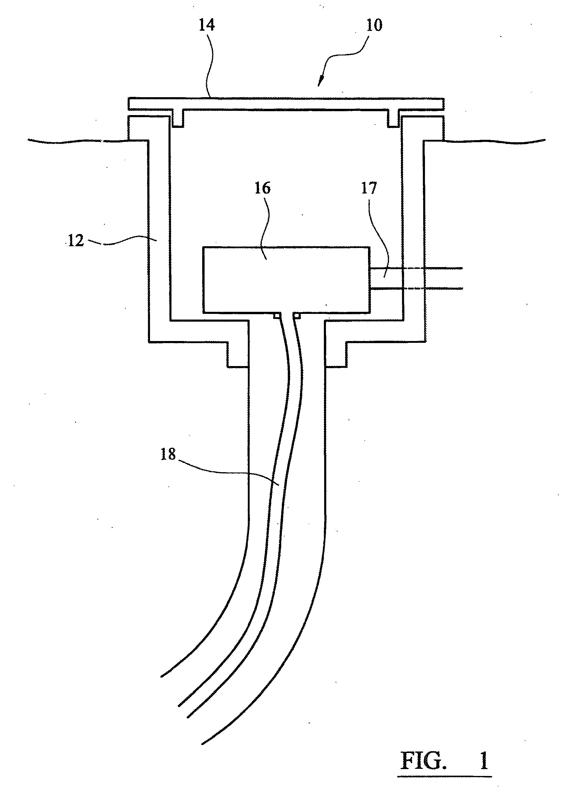 Patent Us20090027902 Deck Box For Use With Underwater
