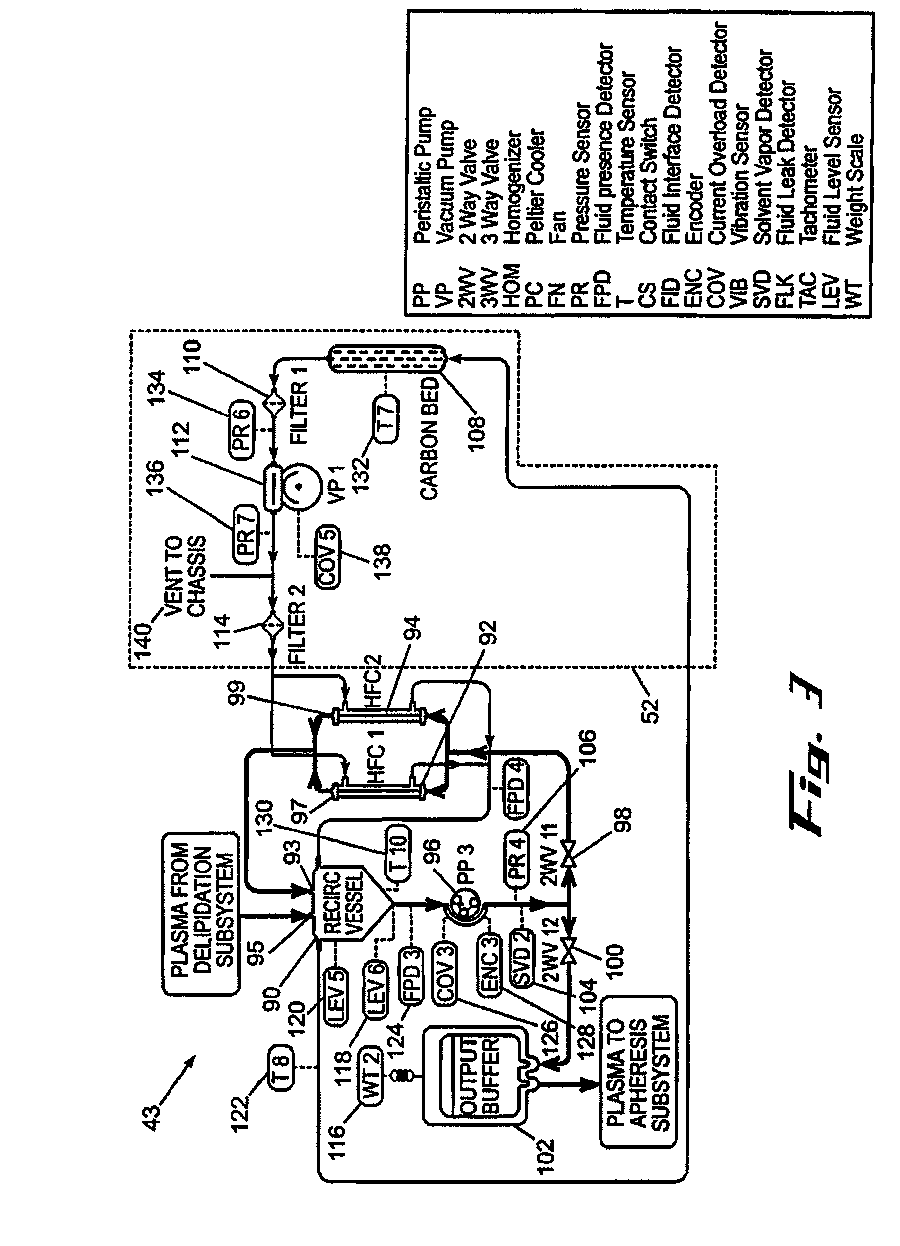 patent us20090032468 methods for removal of lipids from fluids 2 Stroke Motor Oil patent drawing