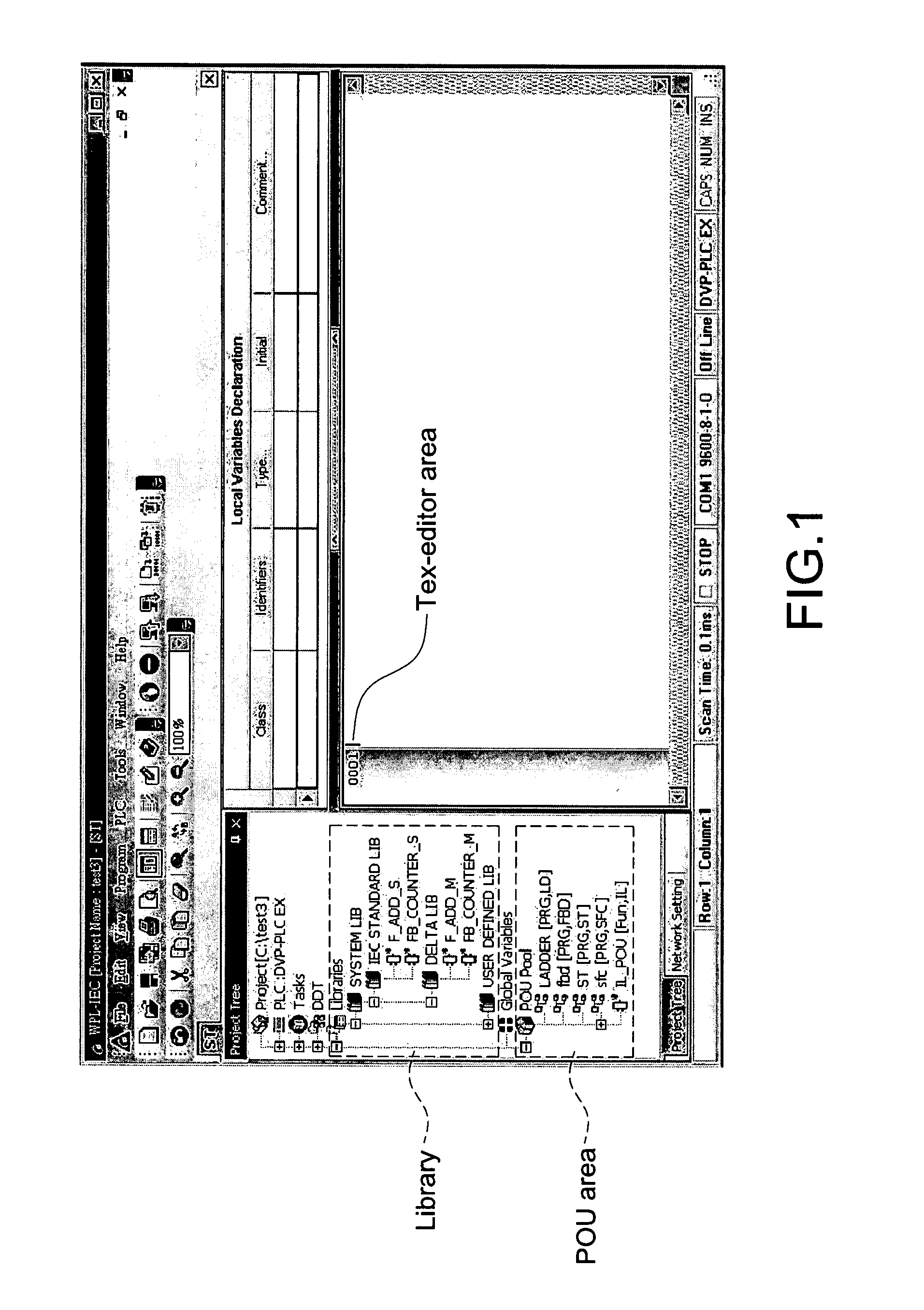 Patent US20090064103 - Method for editing programmer logic