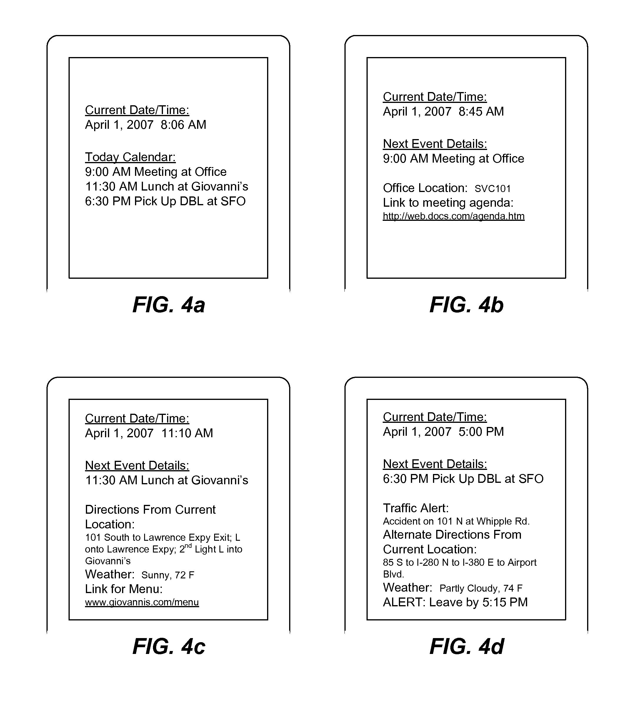 Patent Us20090070708 Display Of Information Interest Google Visiblelight Audio Transmitter Circuit Diagram Tradeoficcom Drawing