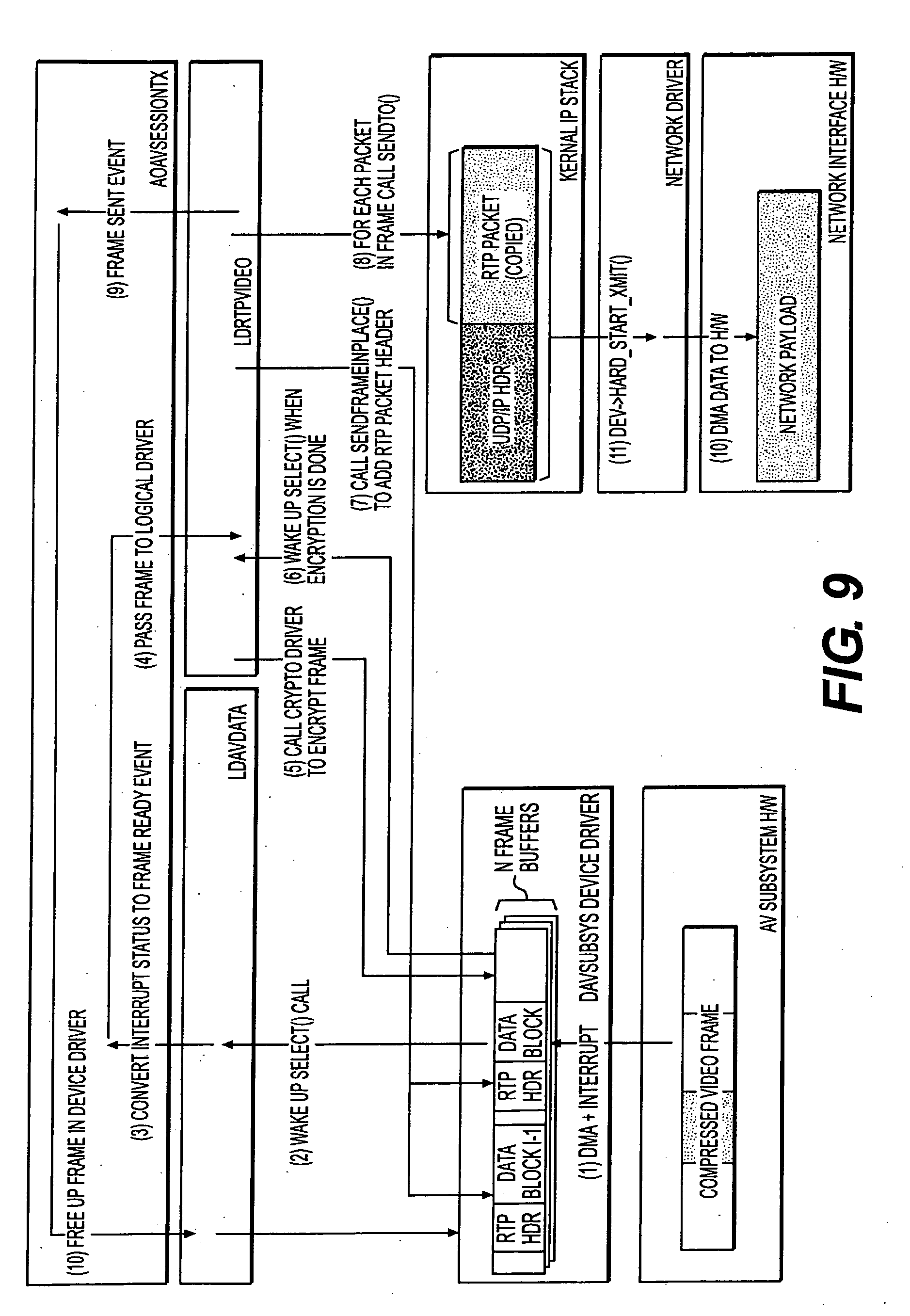 Patent US20090089842 - Point-to-multipoint high definition ...