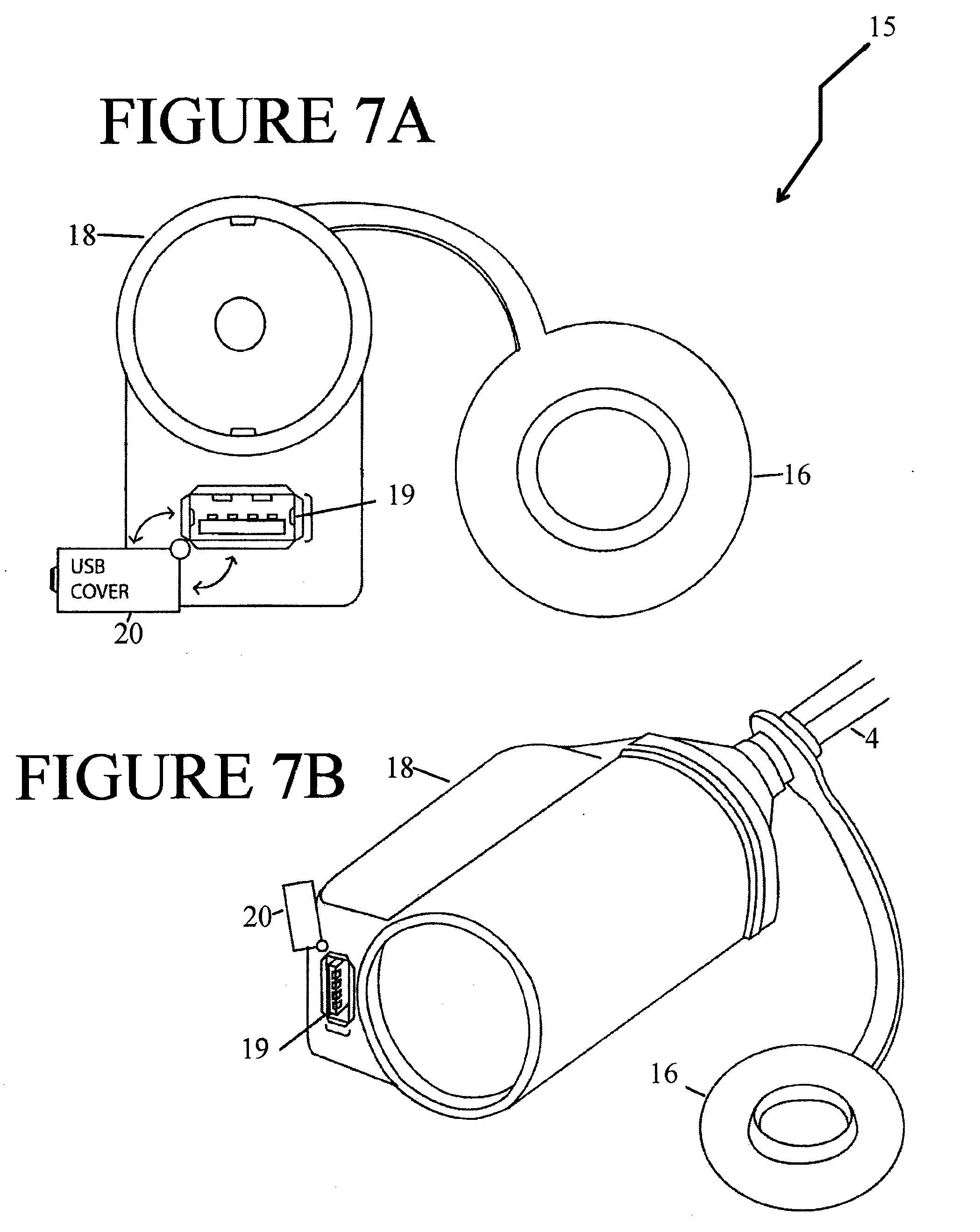 patent us20090091292 - motor cycle cell phone power adapter charging system