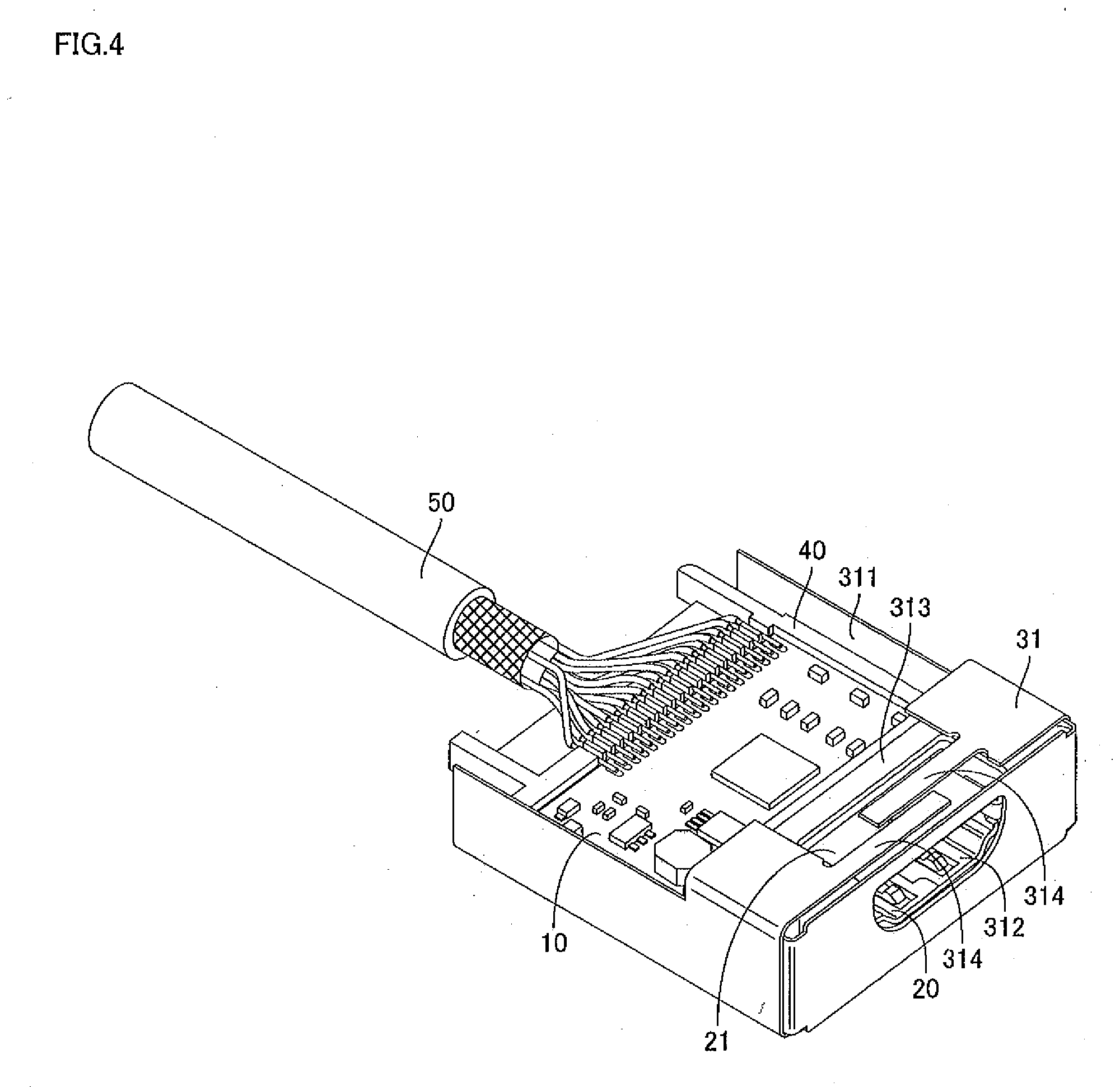 patent us20090120682 - printed circuit board assembly