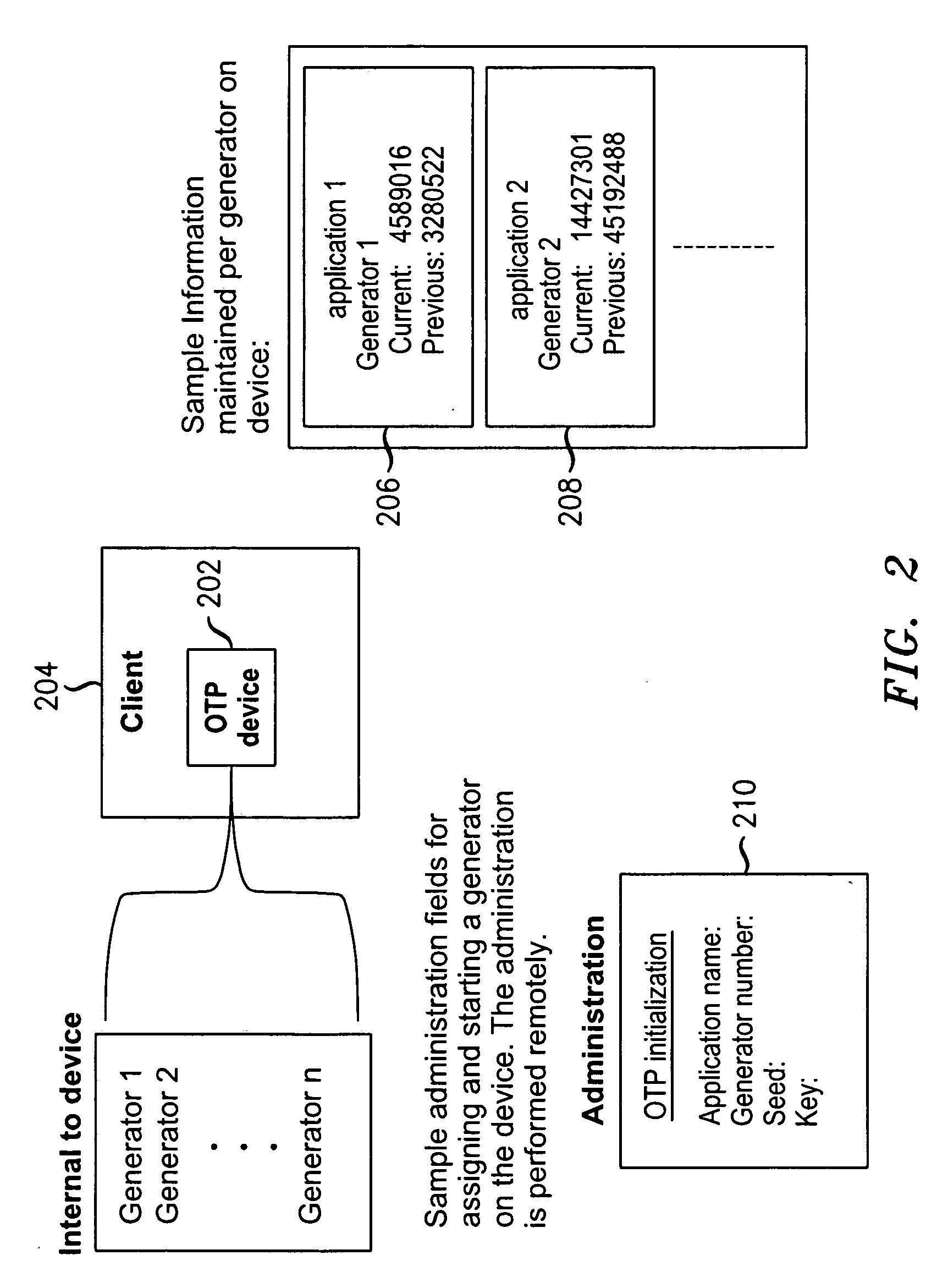 Patent US20090125997 - Network node with one-time-password