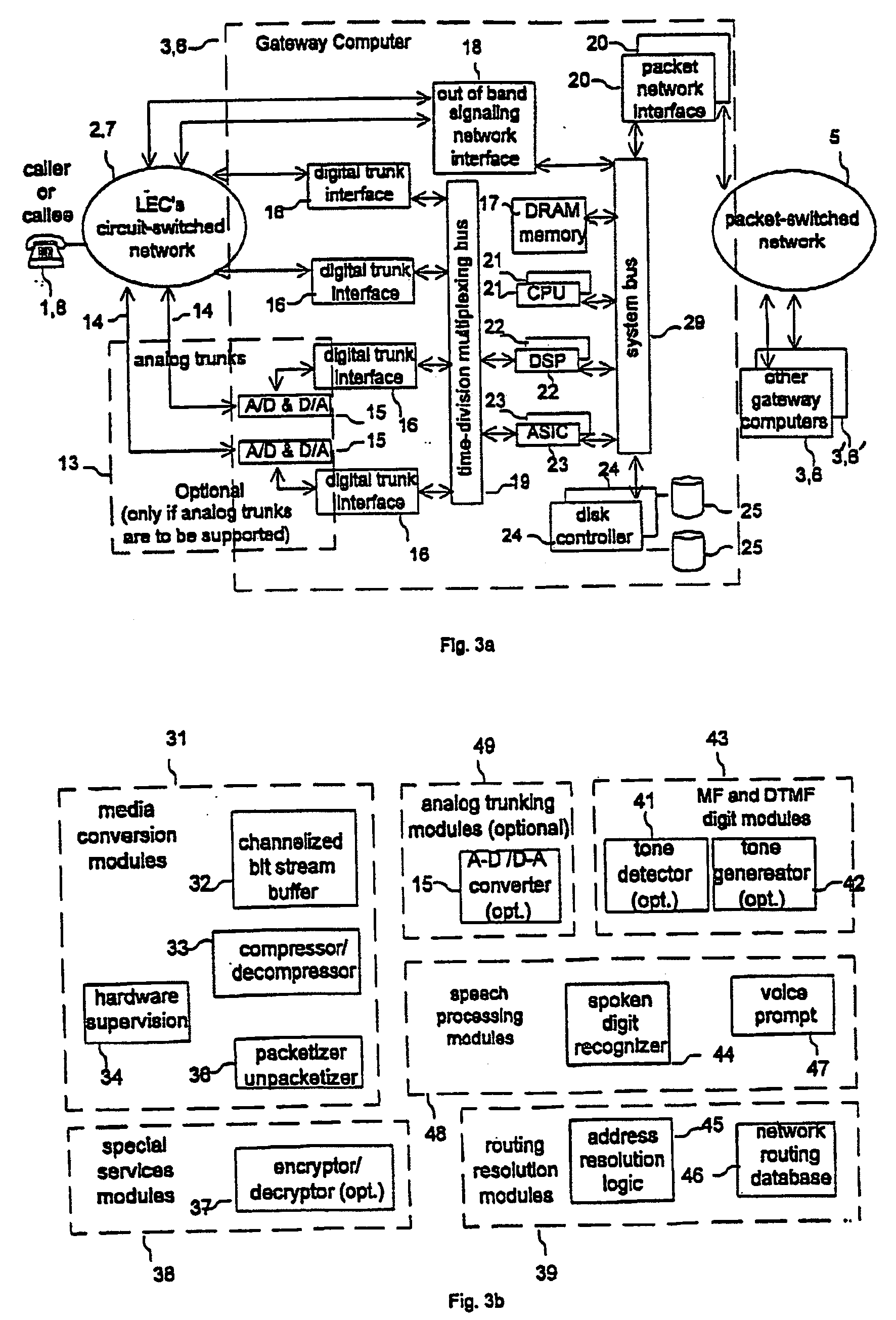 patent us20090135811 - hybrid packet-switched and circuit-switched telephony system