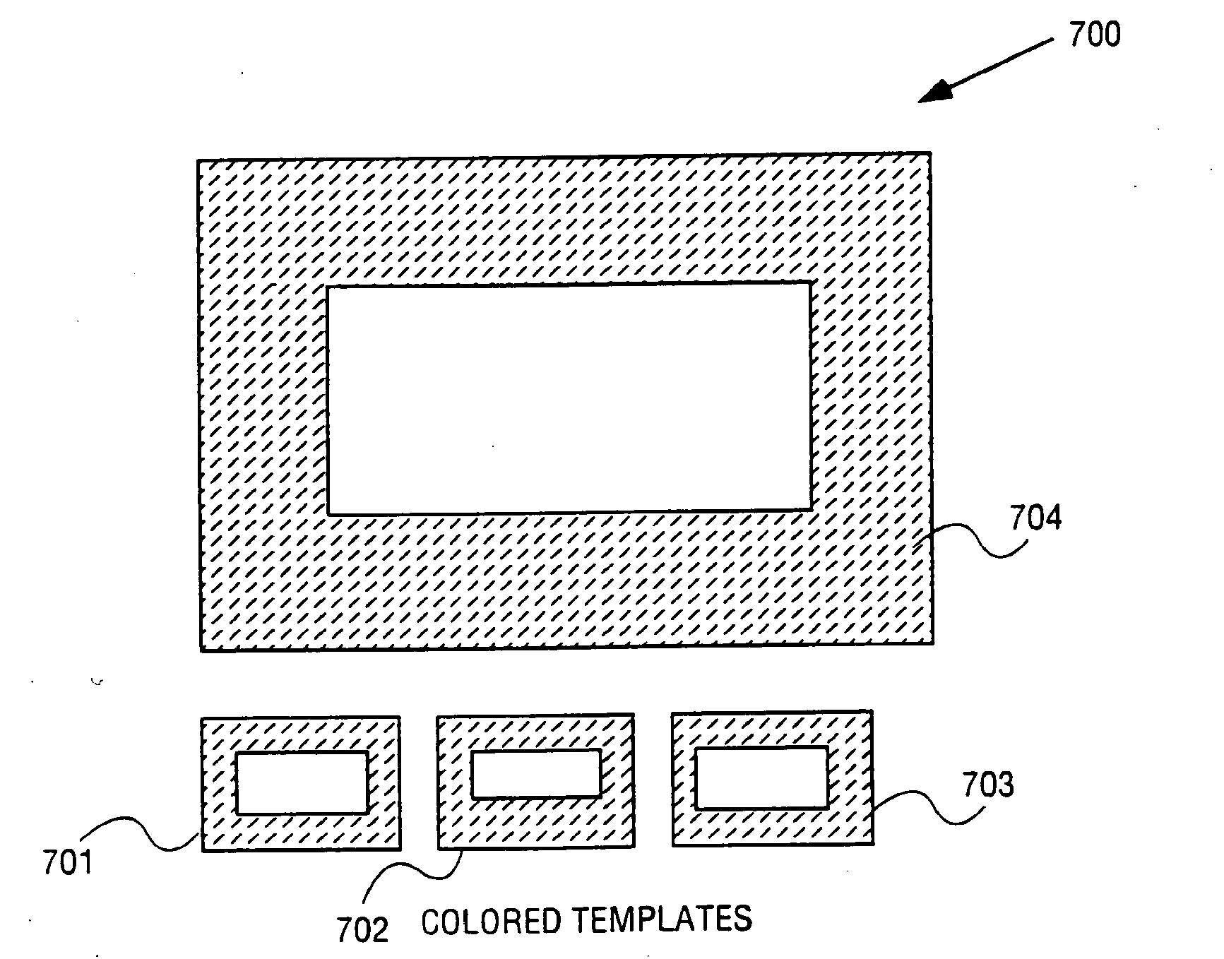 patent specification template - patent us20090136128 automatic color adjustment of a