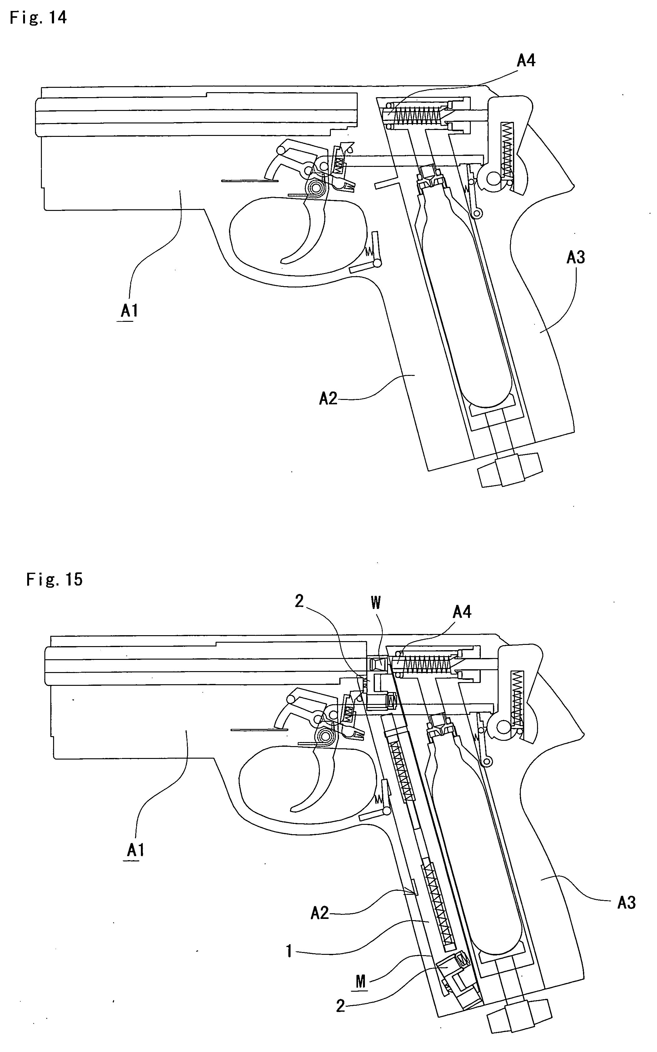 Gambar Skema Cara Membuat Senapan Pcp Gas  Airgun