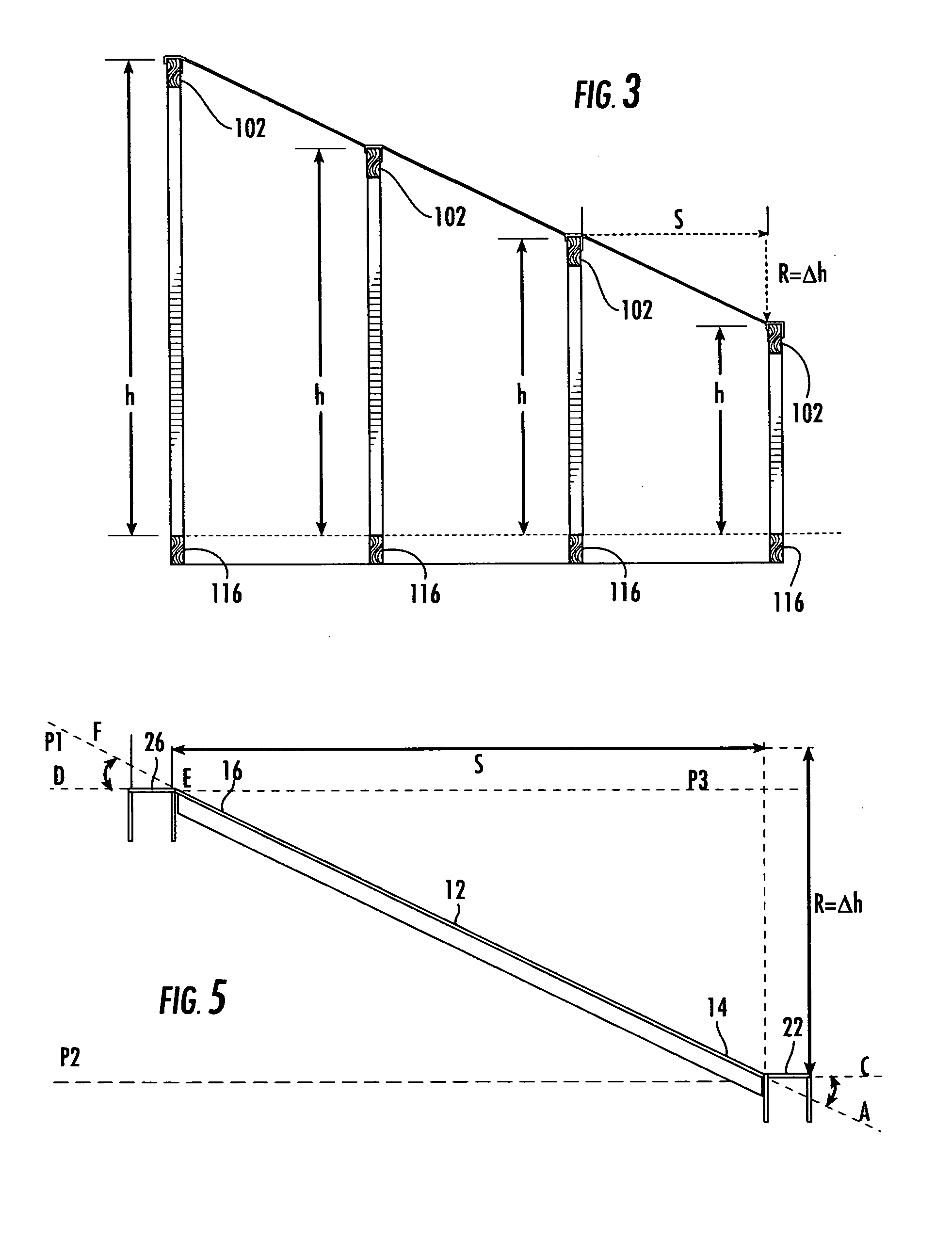 Patent Us20090151294 Bracing And Spacing Apparatus For