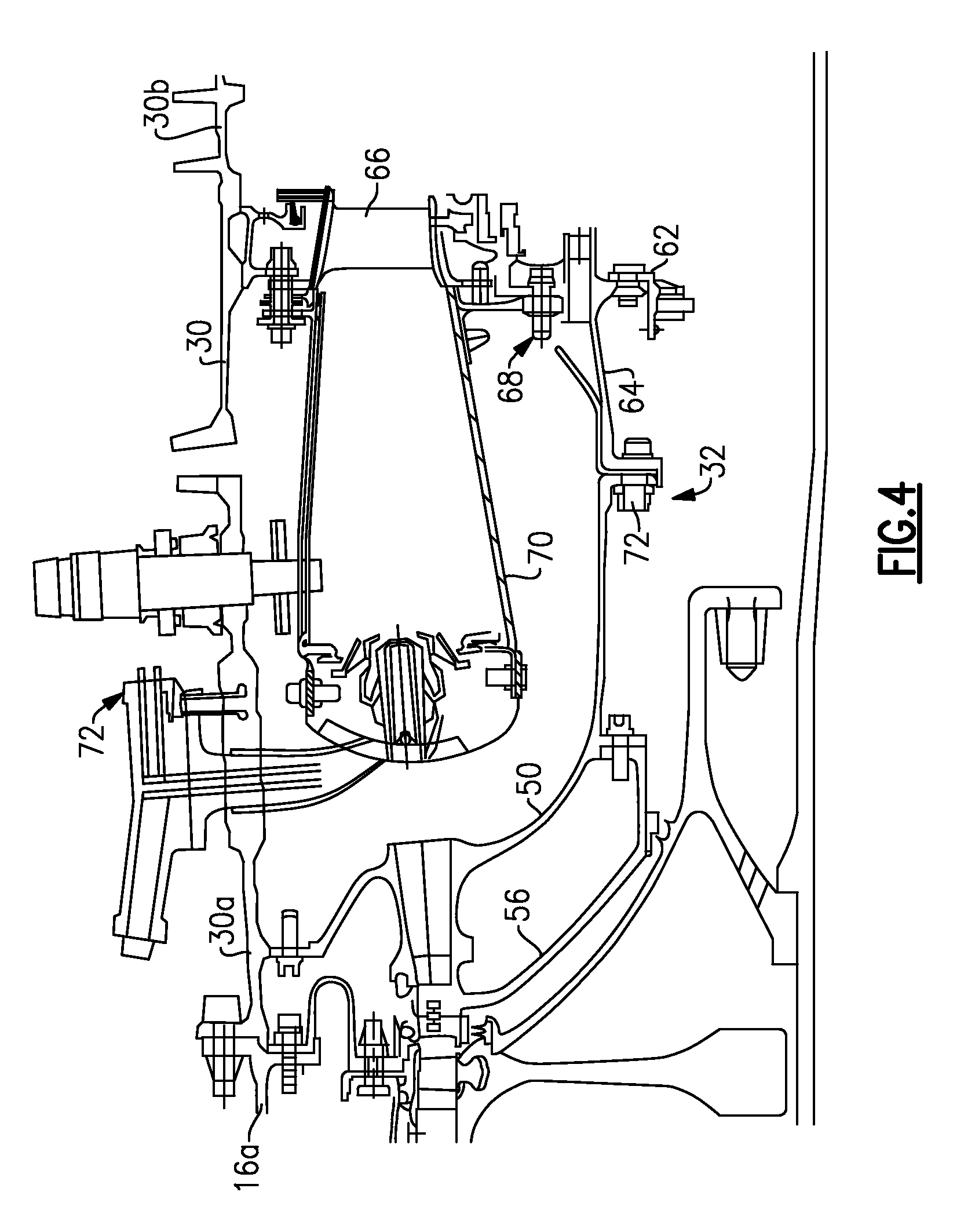 Patent Us20090180864 Gas Turbine Engine Case Google Patents Wire Diagram Ge Wall Oven Drawing