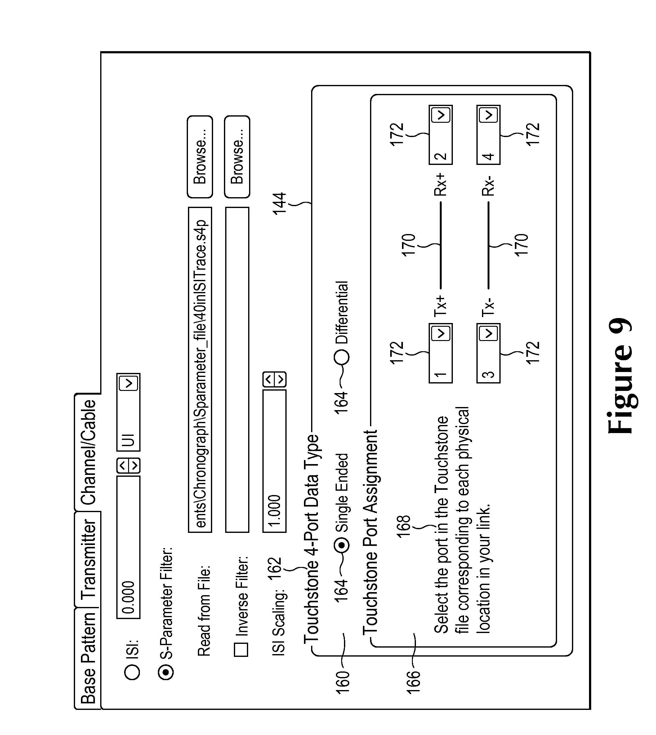 Patent US20090195498 - Signal Generator Providing ISI