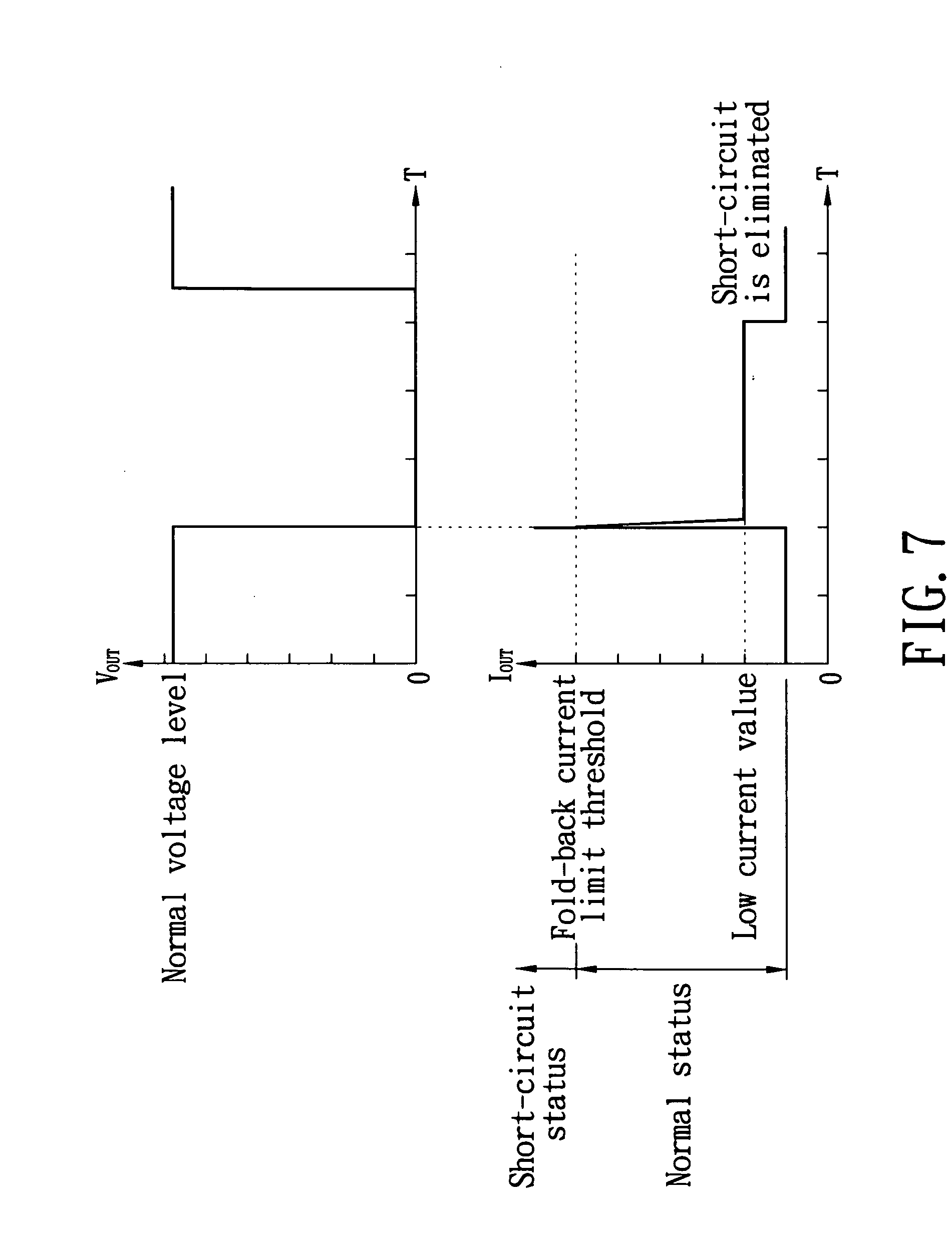 Patent Us20090195953 Power Ic With An Over Current Protection Short Circuit Diagram Drawing