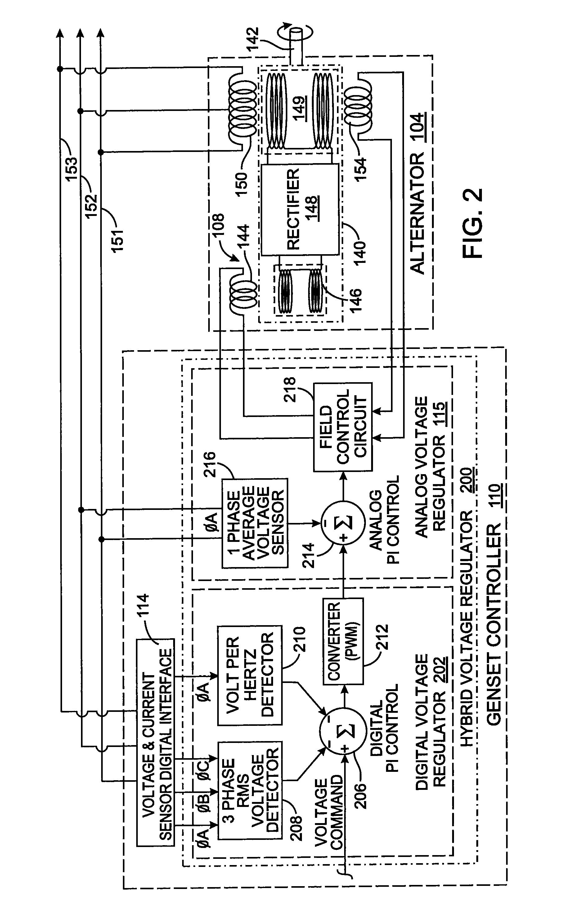 Patent Us20090218991 Method And Apparatus For Regulating Integral Voltage Regulator Wiring Diagram Drawing