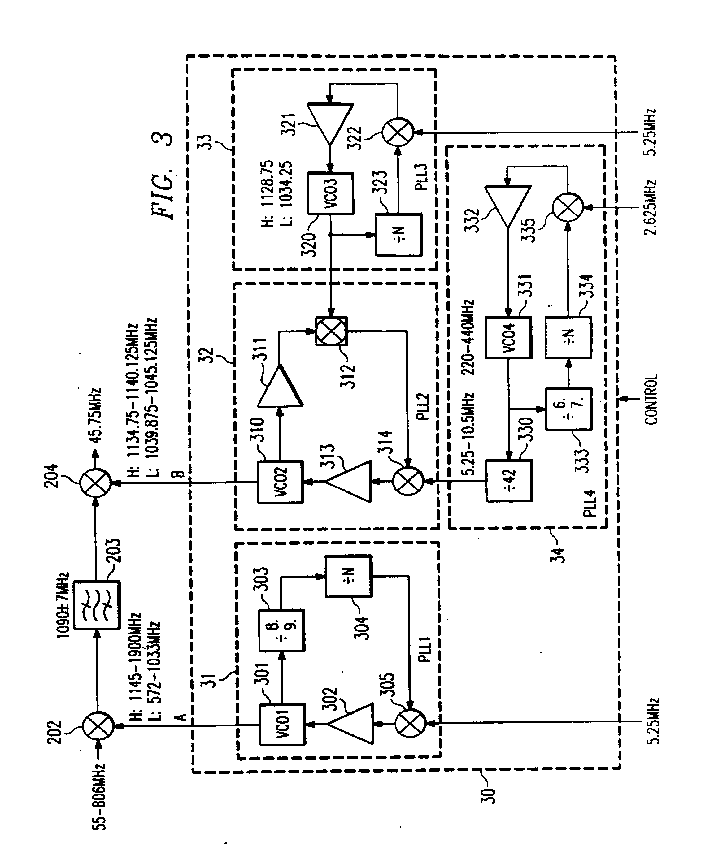 Patent Us20090219451 Broadband Integrated Television Tuner Onetube Transmitter Schematic Diagrams And Circuit Descriptions Drawing