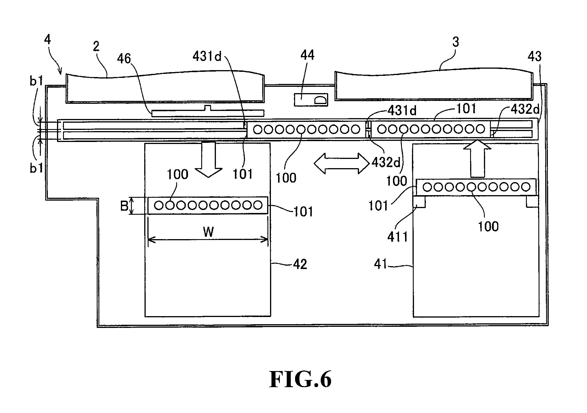 Patent Us20090227033 Analyzer Sample Transportation