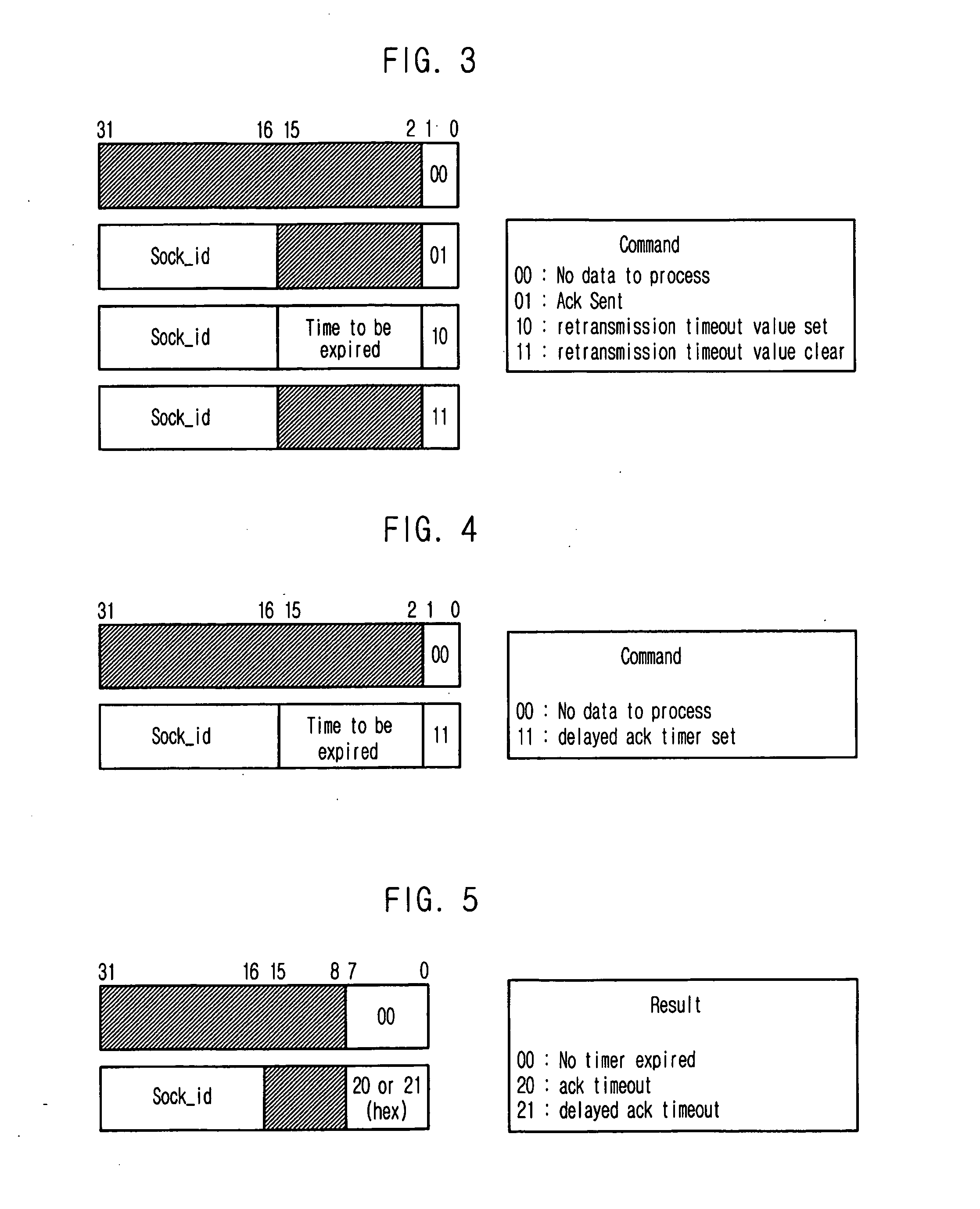 Patent US20090241001 - Retransmission and delayed ack timer