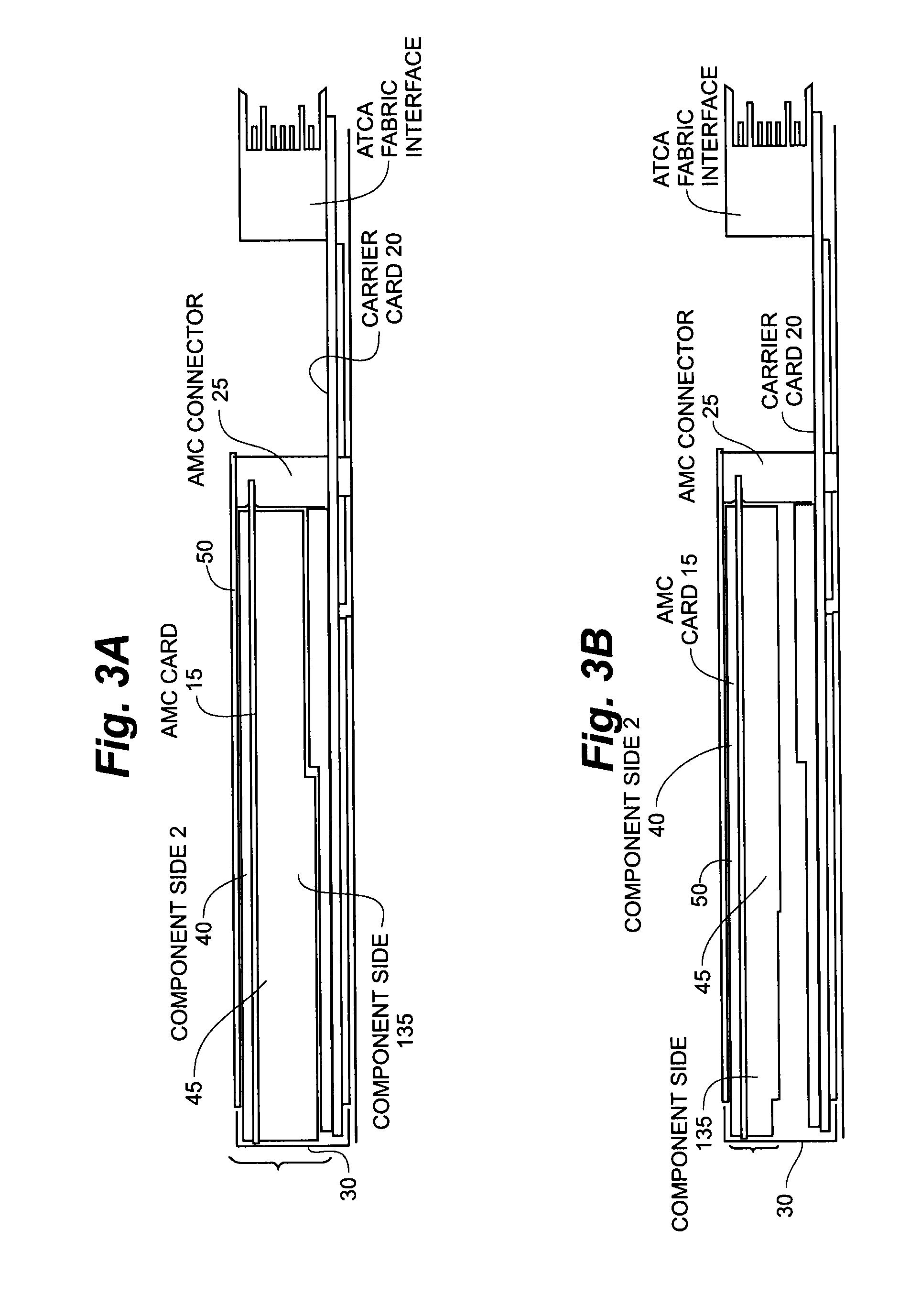 Patent Us20090251867 Reconfigurable Modularized Fpga Based Amc Cable Pinout Fabrication Diagrams Drawing