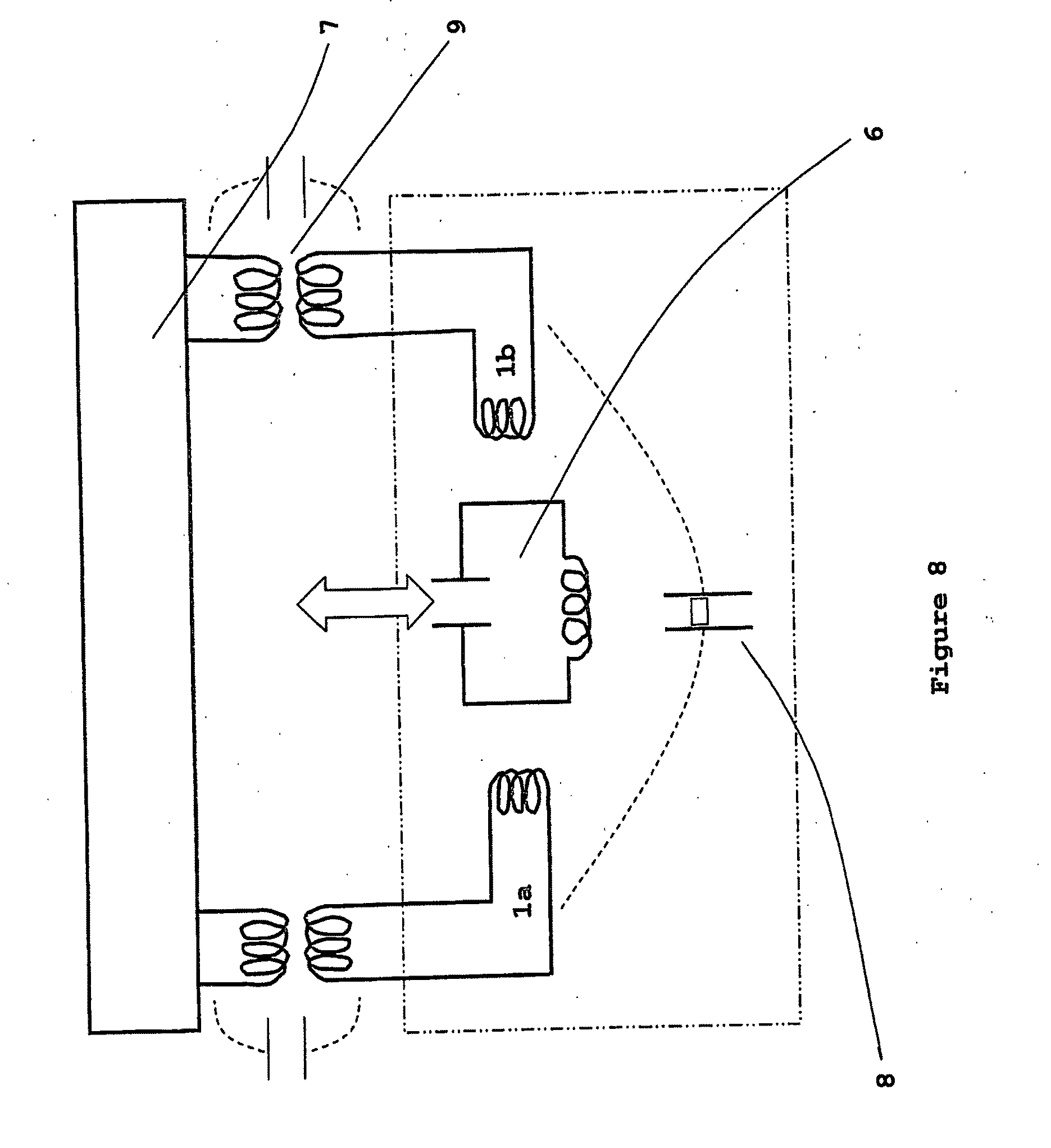 Patent Us20090261844 Inductive Detector Google Patents Lvdt Wiring Polarity Designation Diagram Drawing