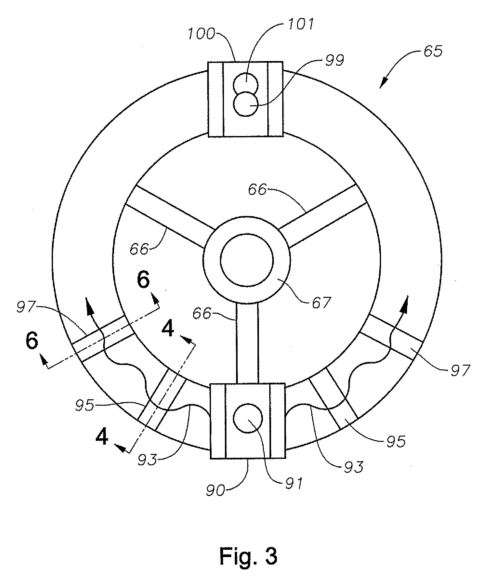 patent us20090266550 subsea toroidal water separator patents Operation Oil Sand Separator patent drawing