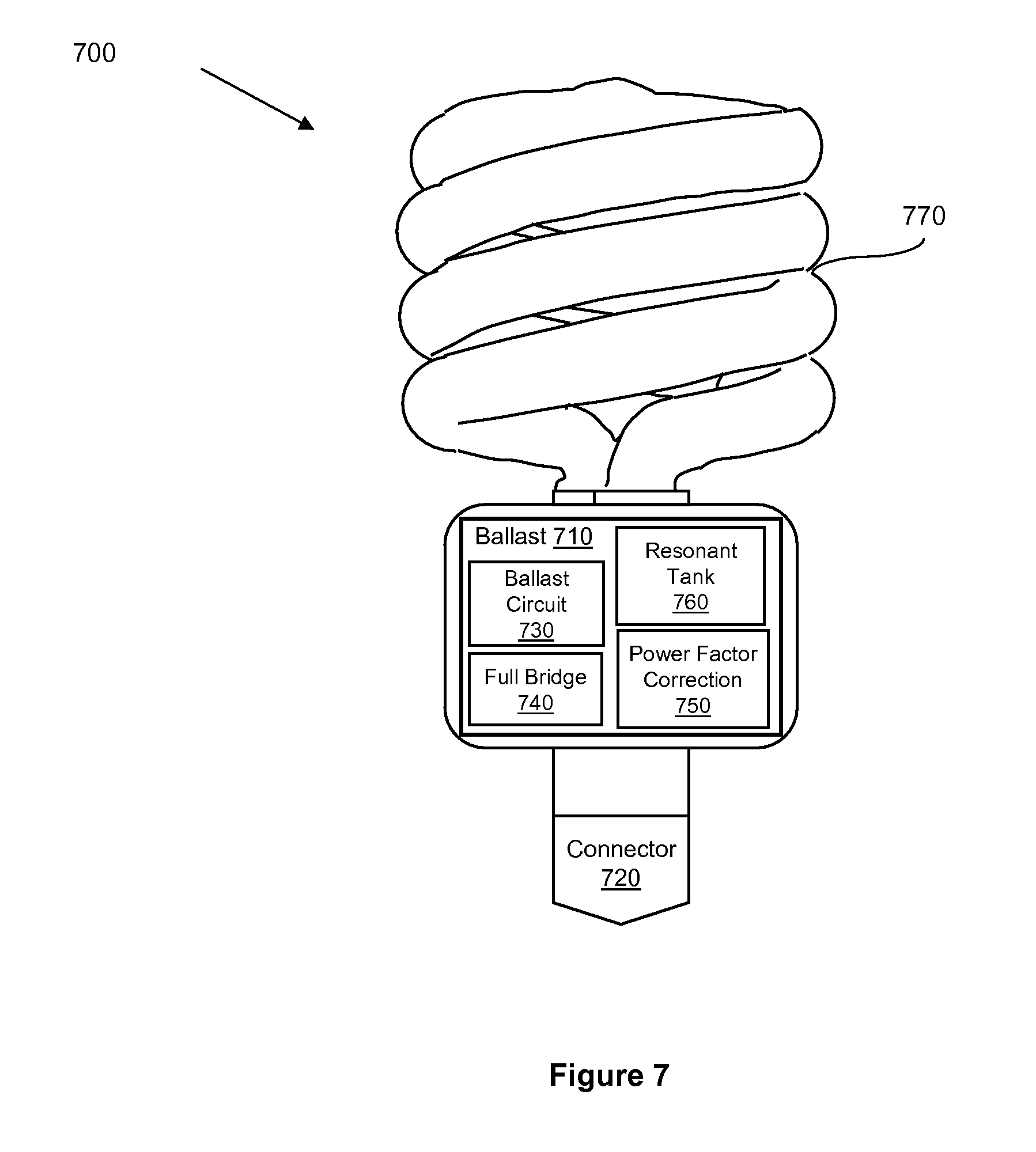 Patent Us20090302772 Fluorescent Lamp Dimming Circuit Google Patents Dimmable Electronic Ballast Feature Included Drawing