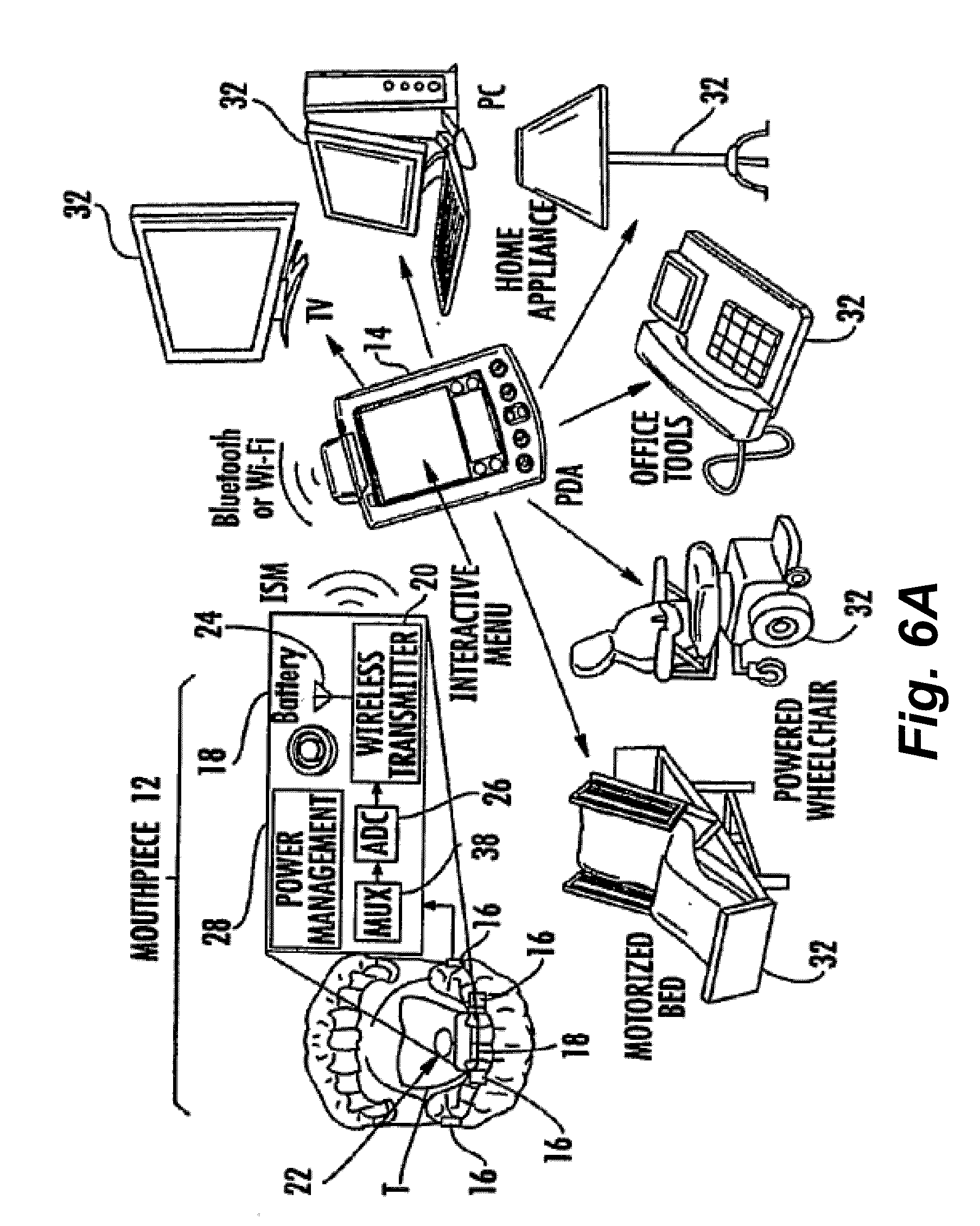patent us20090309747 tongue operated magnetic sensor systems and Honda ITR patent drawing