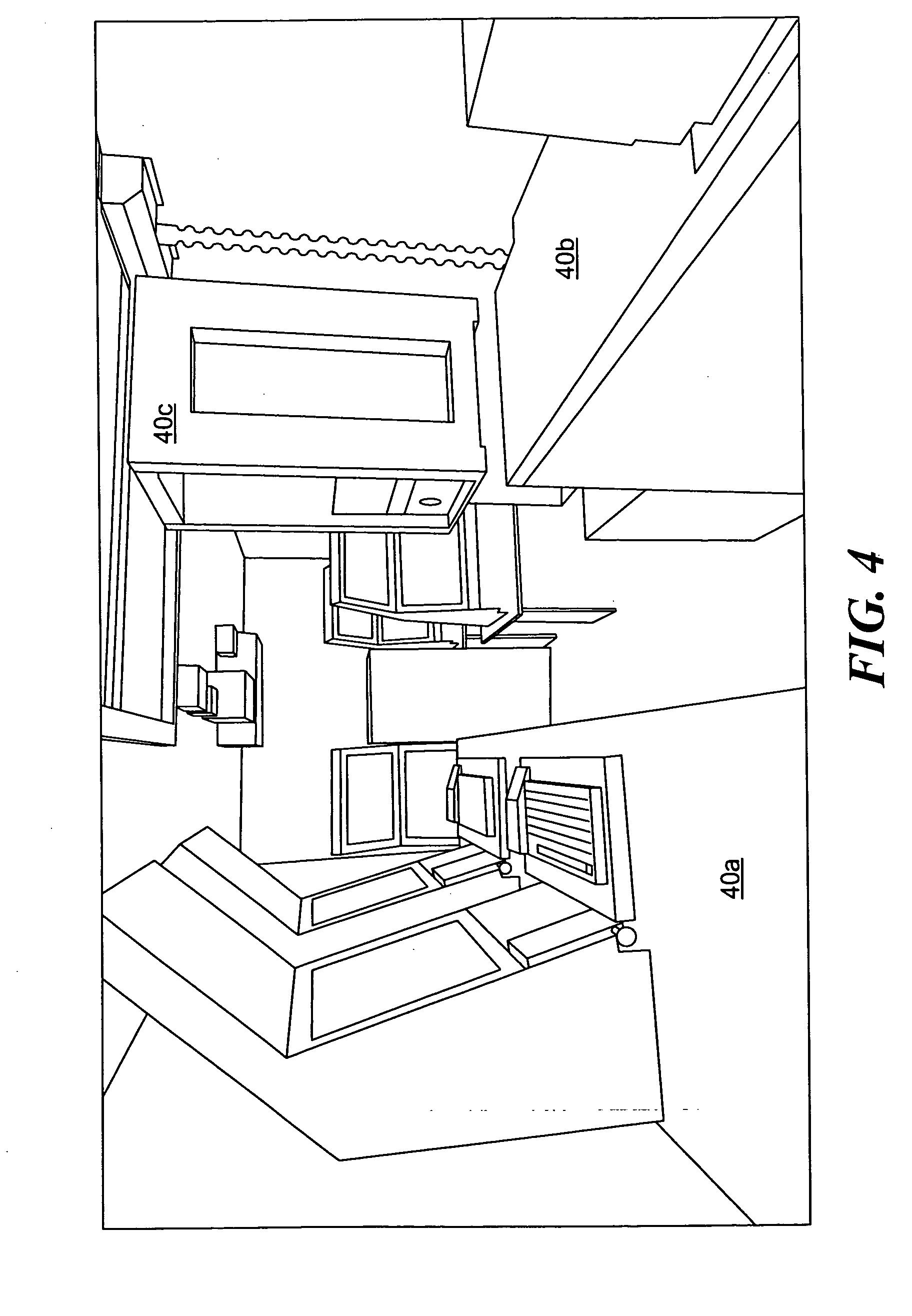 patent us20090321371 - modular rack system
