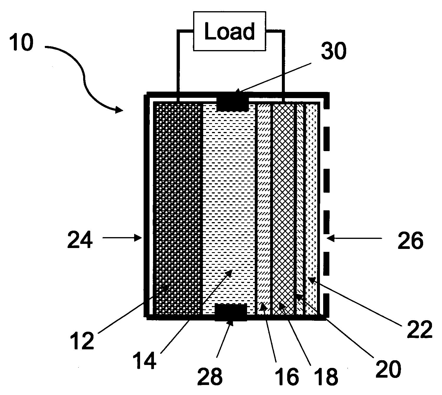 Jew Detector: Primary Aluminum Hydride Battery