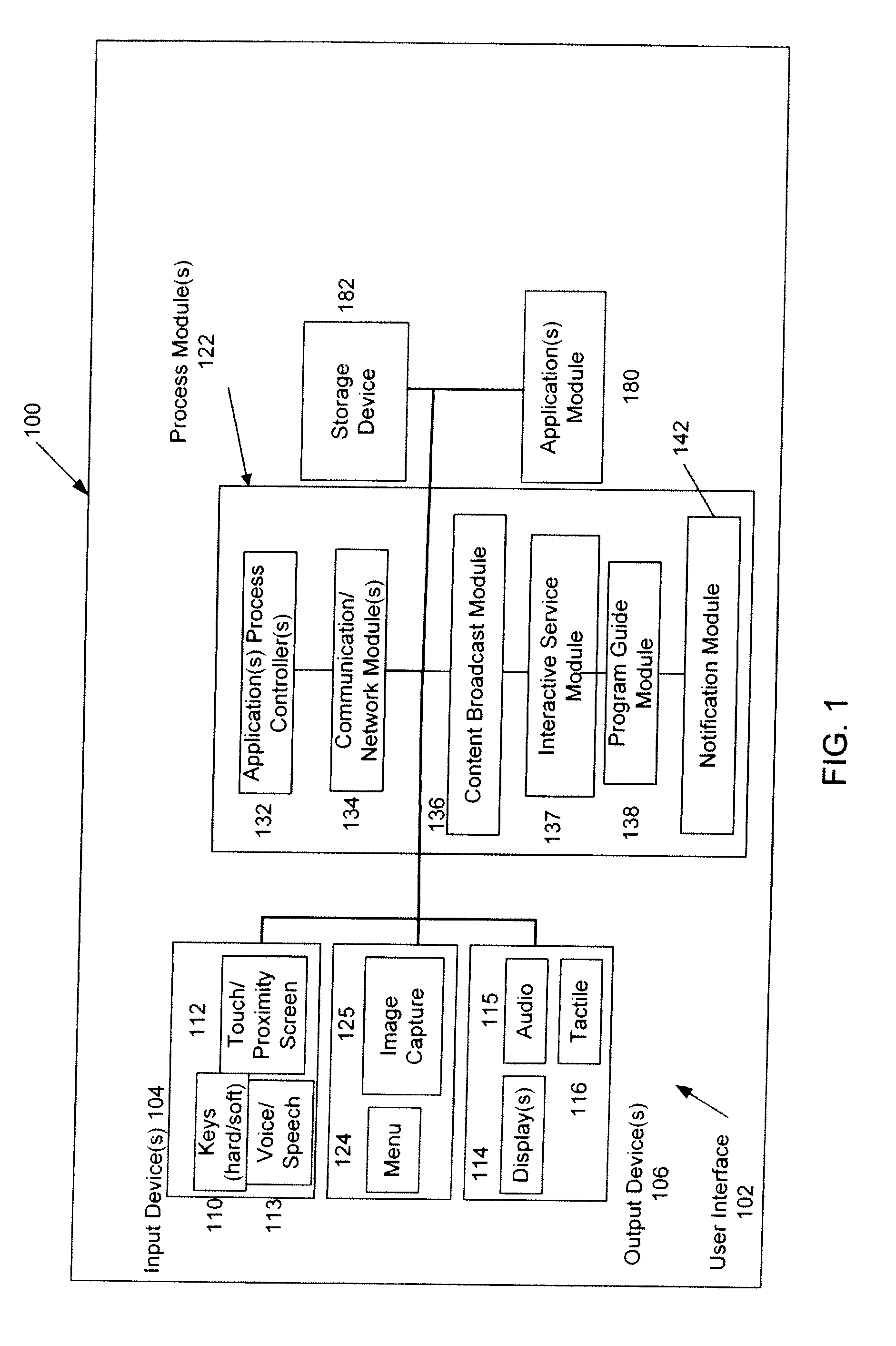Patent us20090328101 user interface for mobile tv for Mobile tv dwg