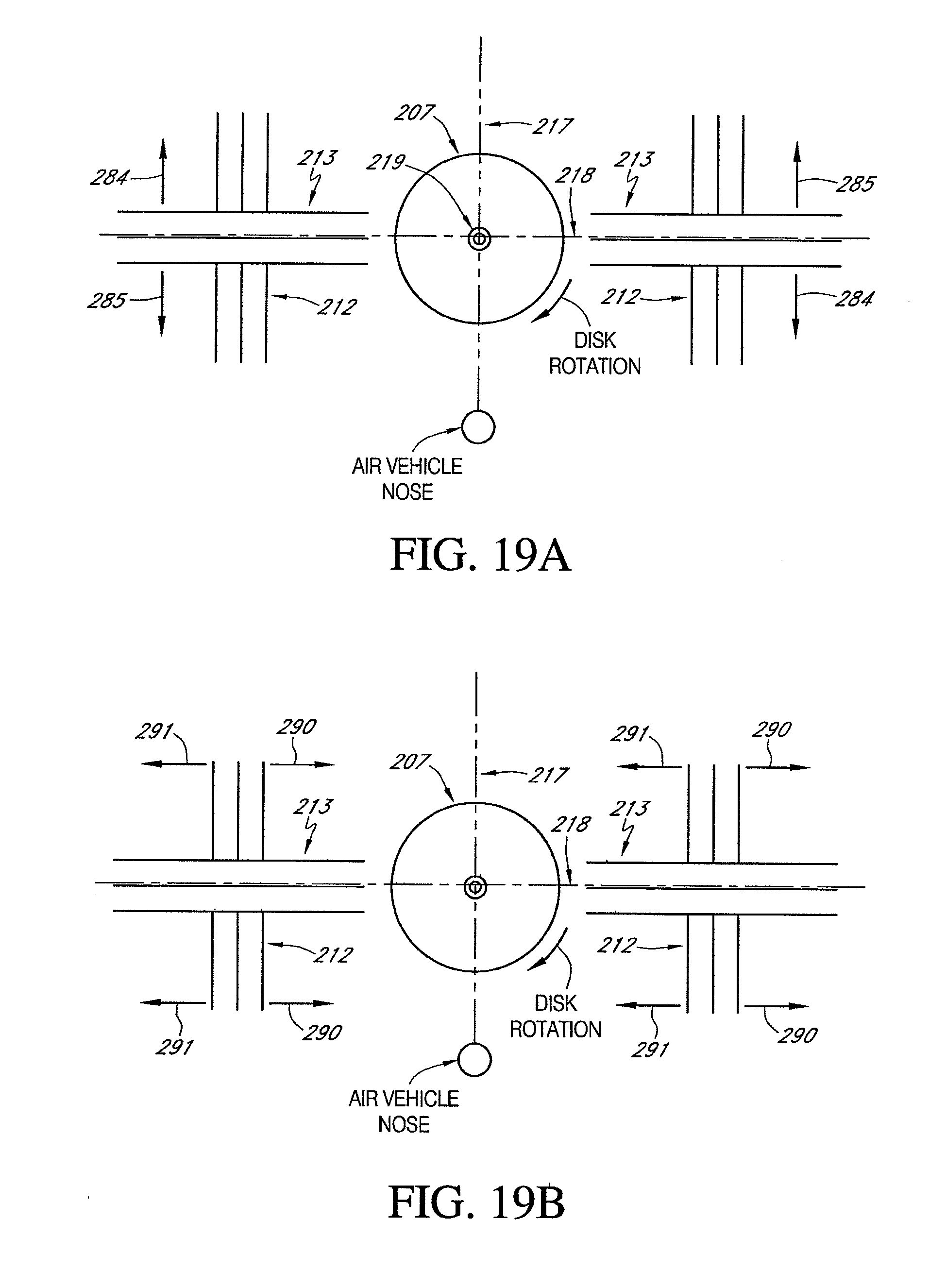 Patent Us20100012790 Gyro Stabilized Air Vehicle Google Patents Equipped With Precision Electronic Gyroscope To Flying Drawing