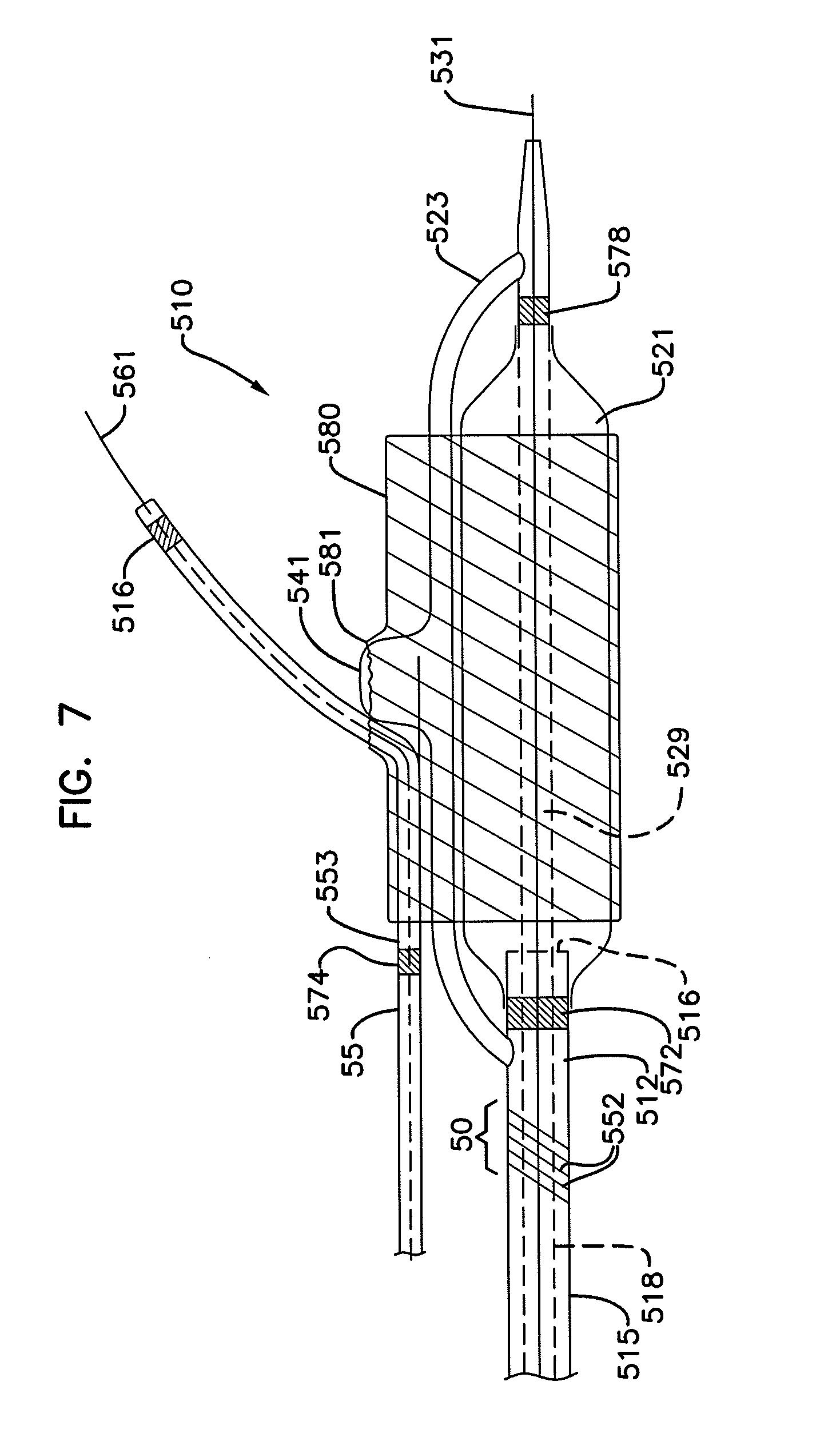 brevet us20100016937 twisting bifurcation delivery