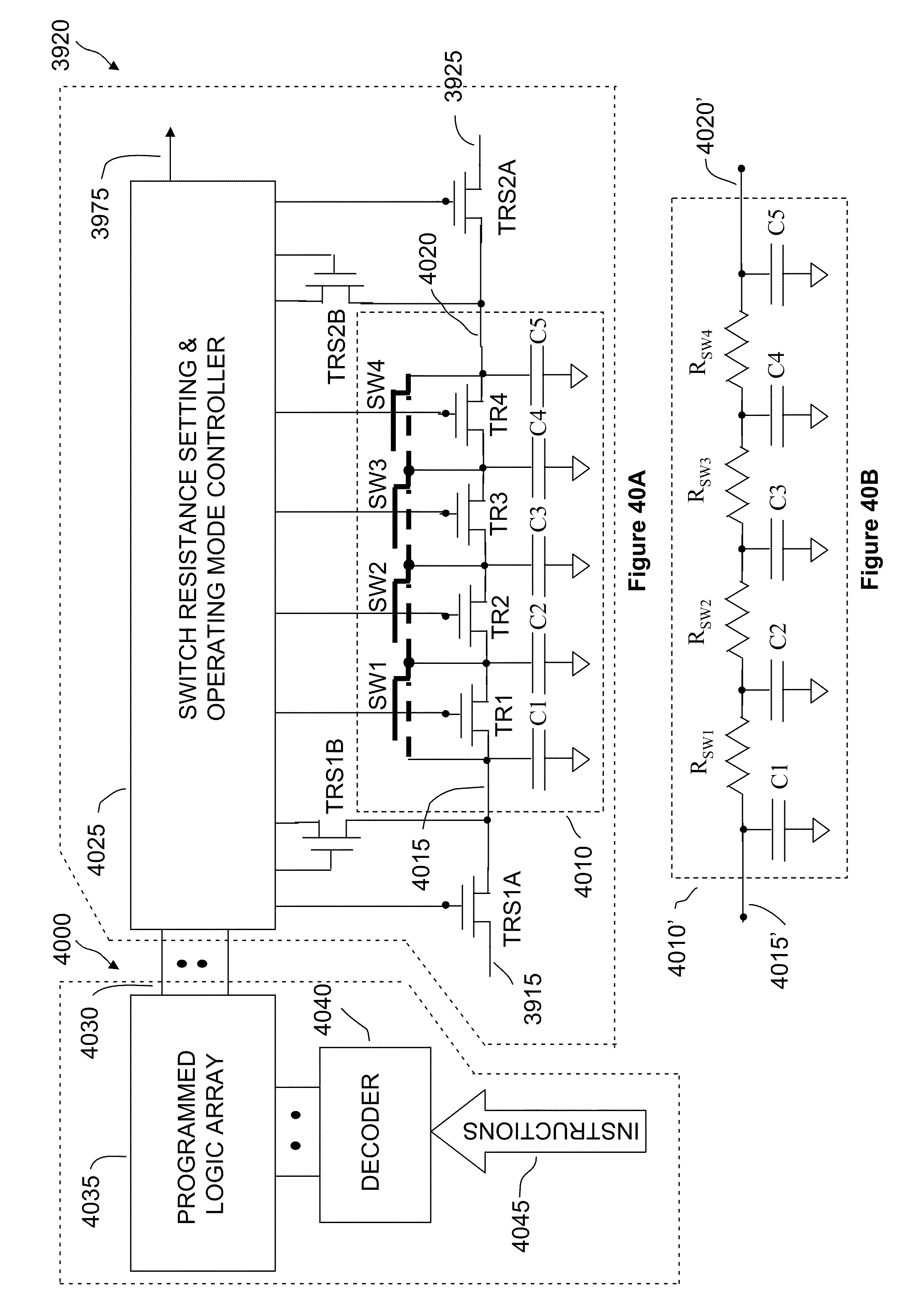 patent us20100039138