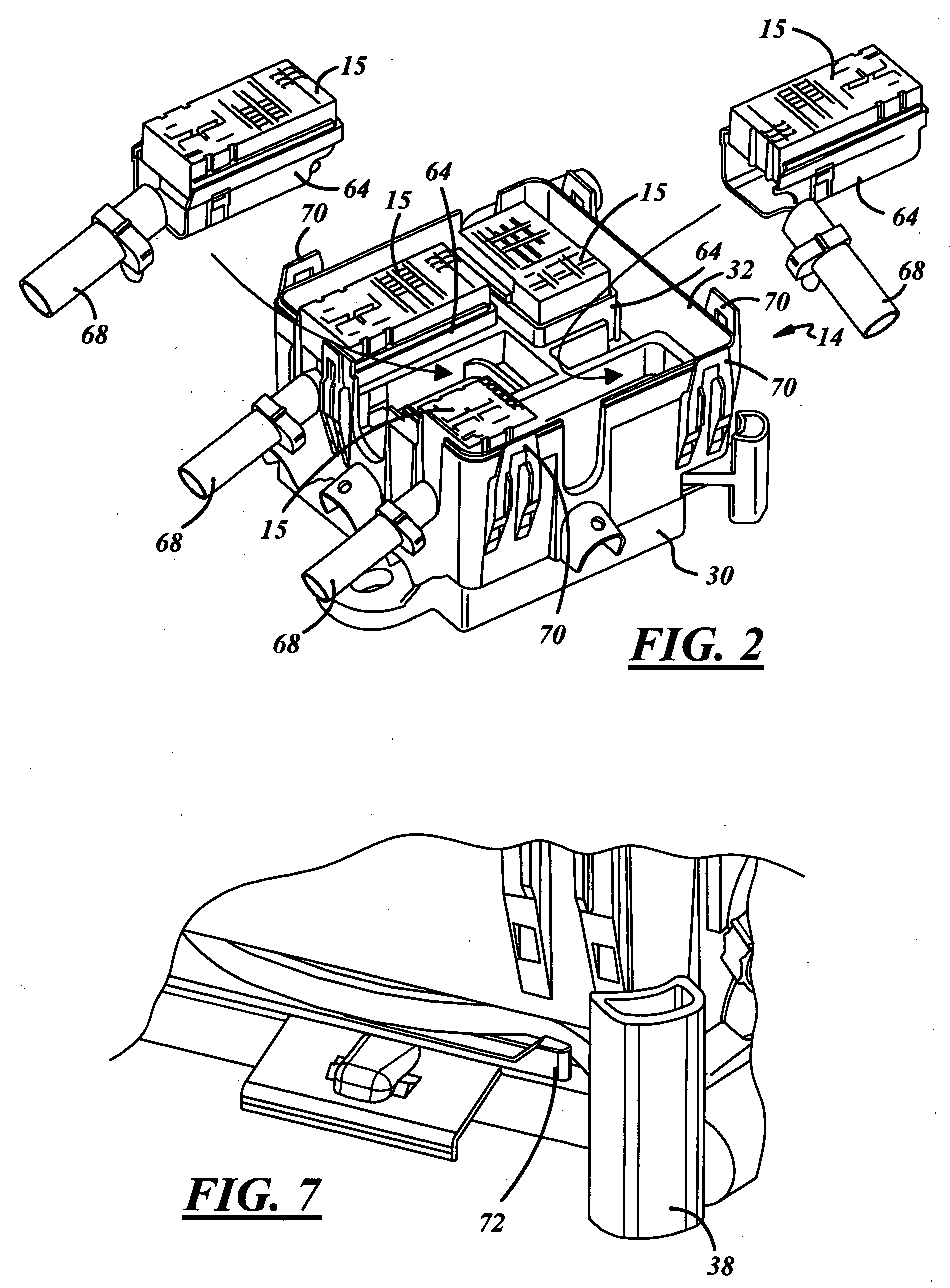 patent us20100041510 - connector engage mechanism