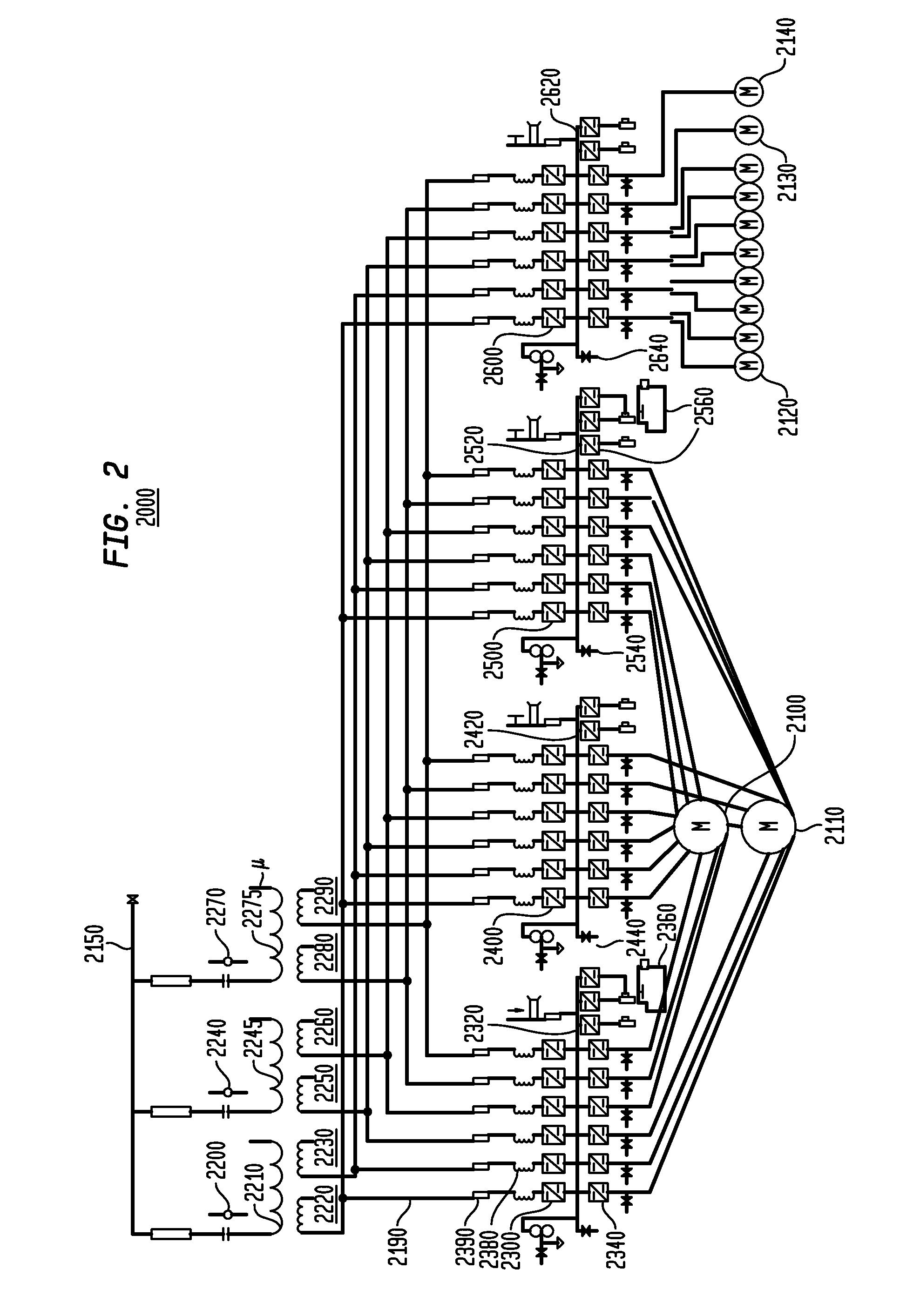dragline drag dc motor wiring diagram
