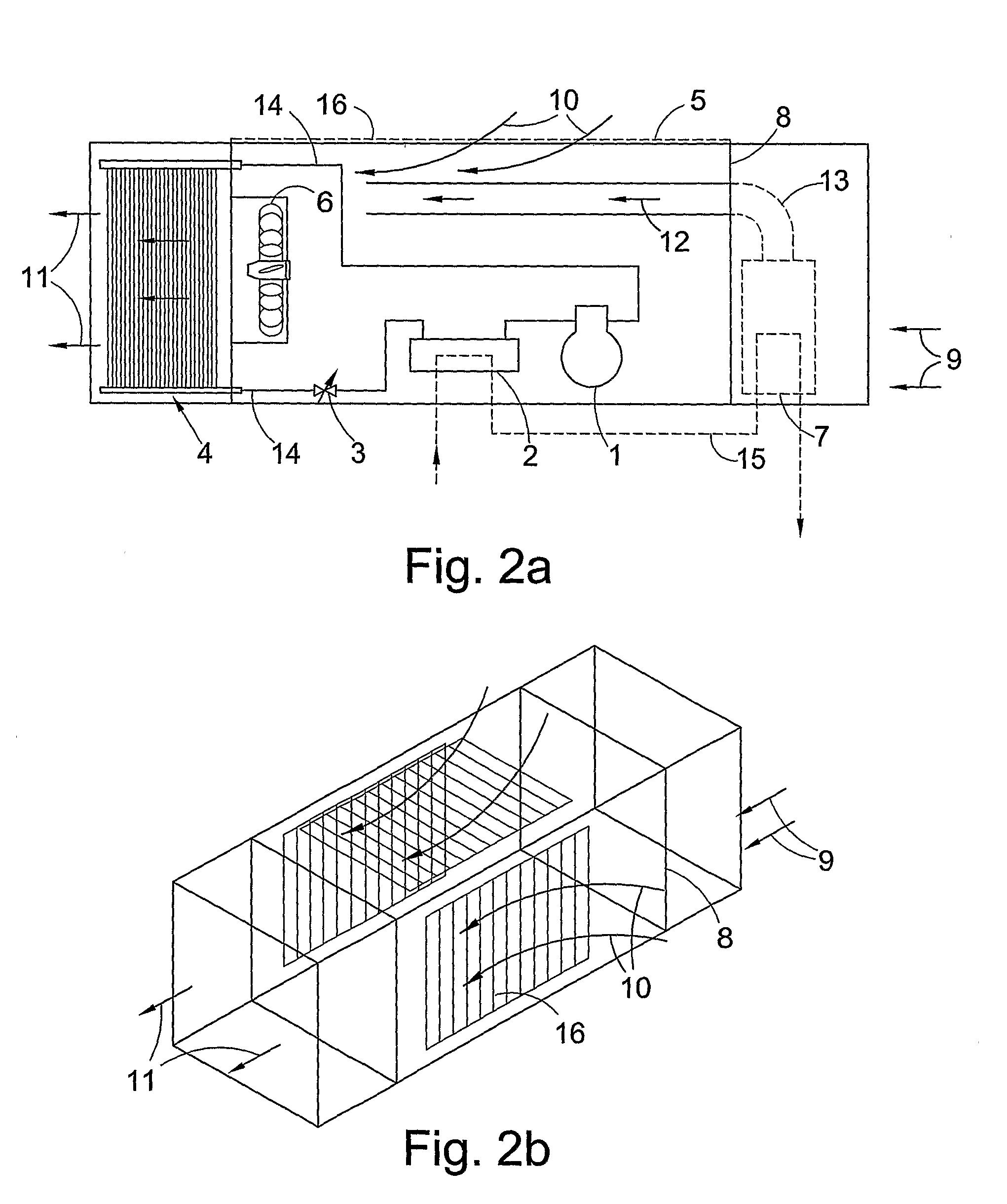 patent us20100077779 - air-source heat pump