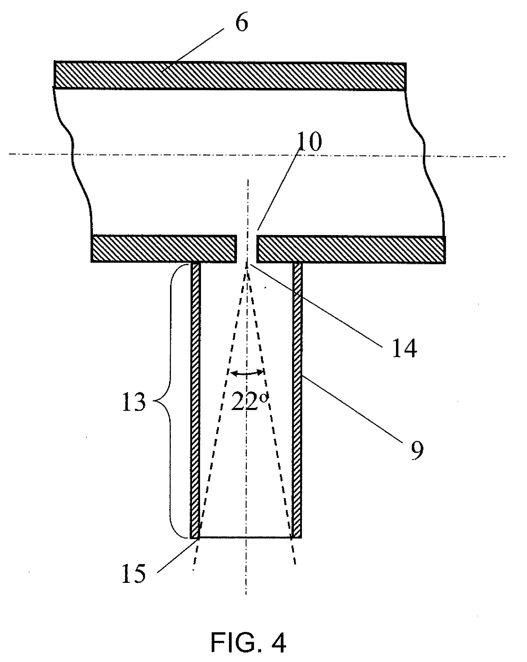 Patent US20100080743 - Fluidized bed sparger - Google Patents