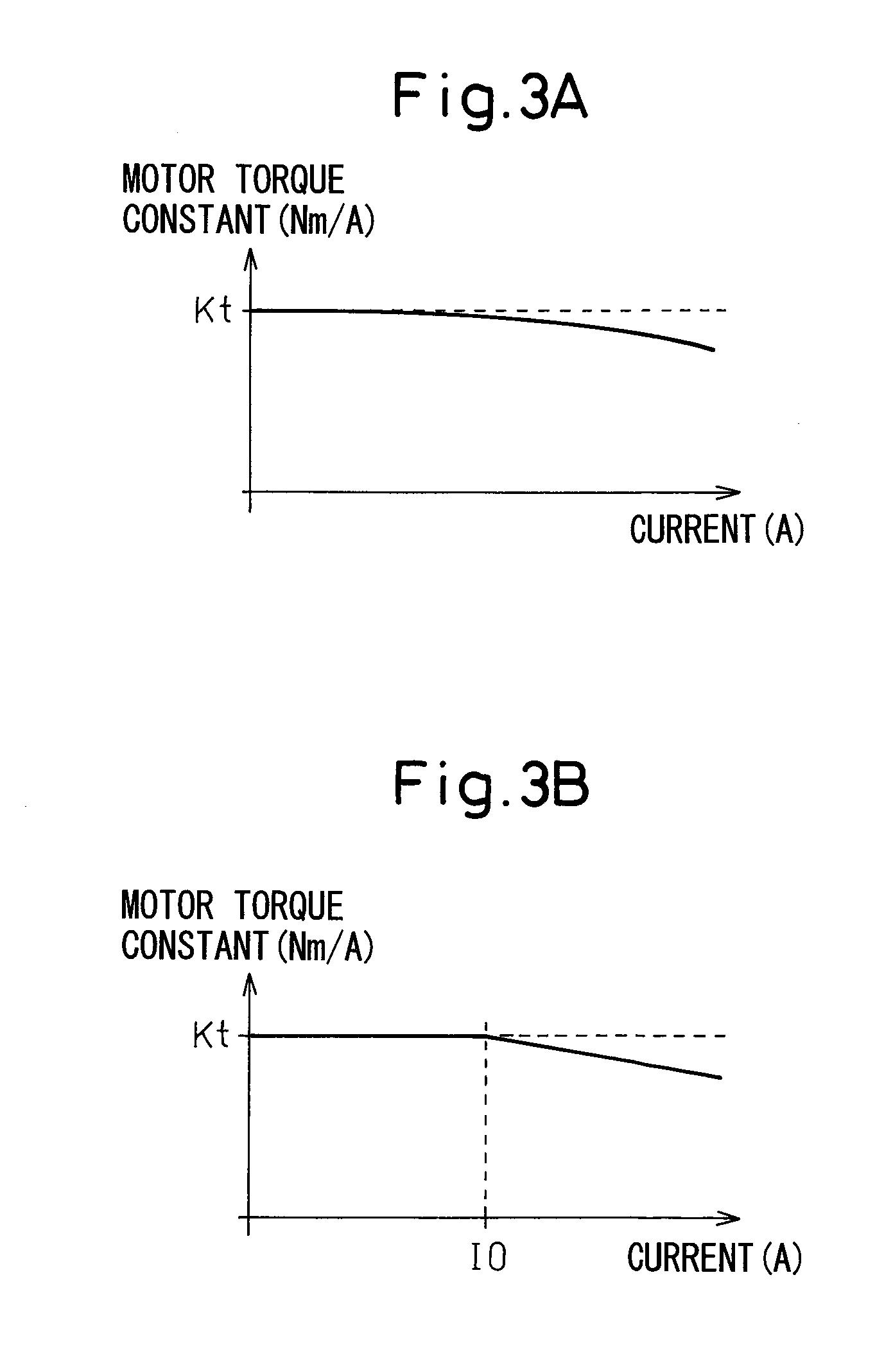 براءة الاختراع US20100117568 - Controller for calculating