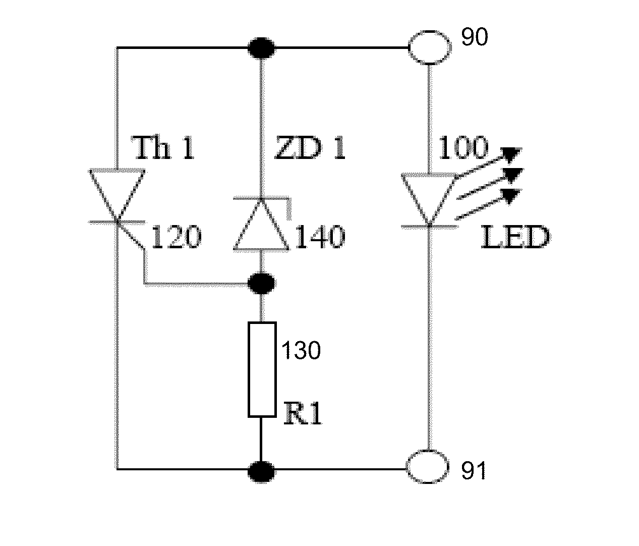 Patent us20100123399 led lighting system with bypass circuit for patent drawing asfbconference2016 Images