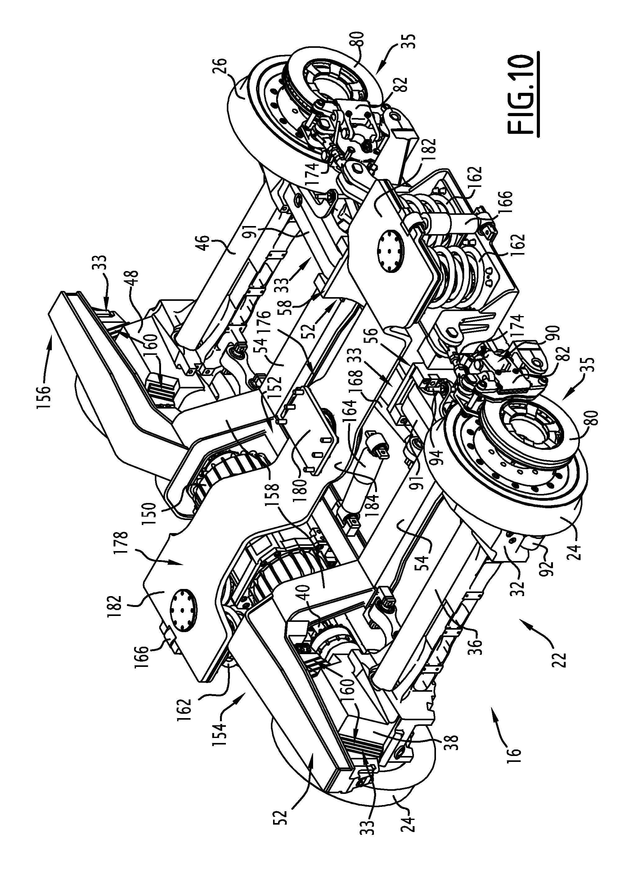 Patent Us20100132585 Railway Vehicle Comprising Pivoting Bogies Honda Cbr1000f Wiring Drawing